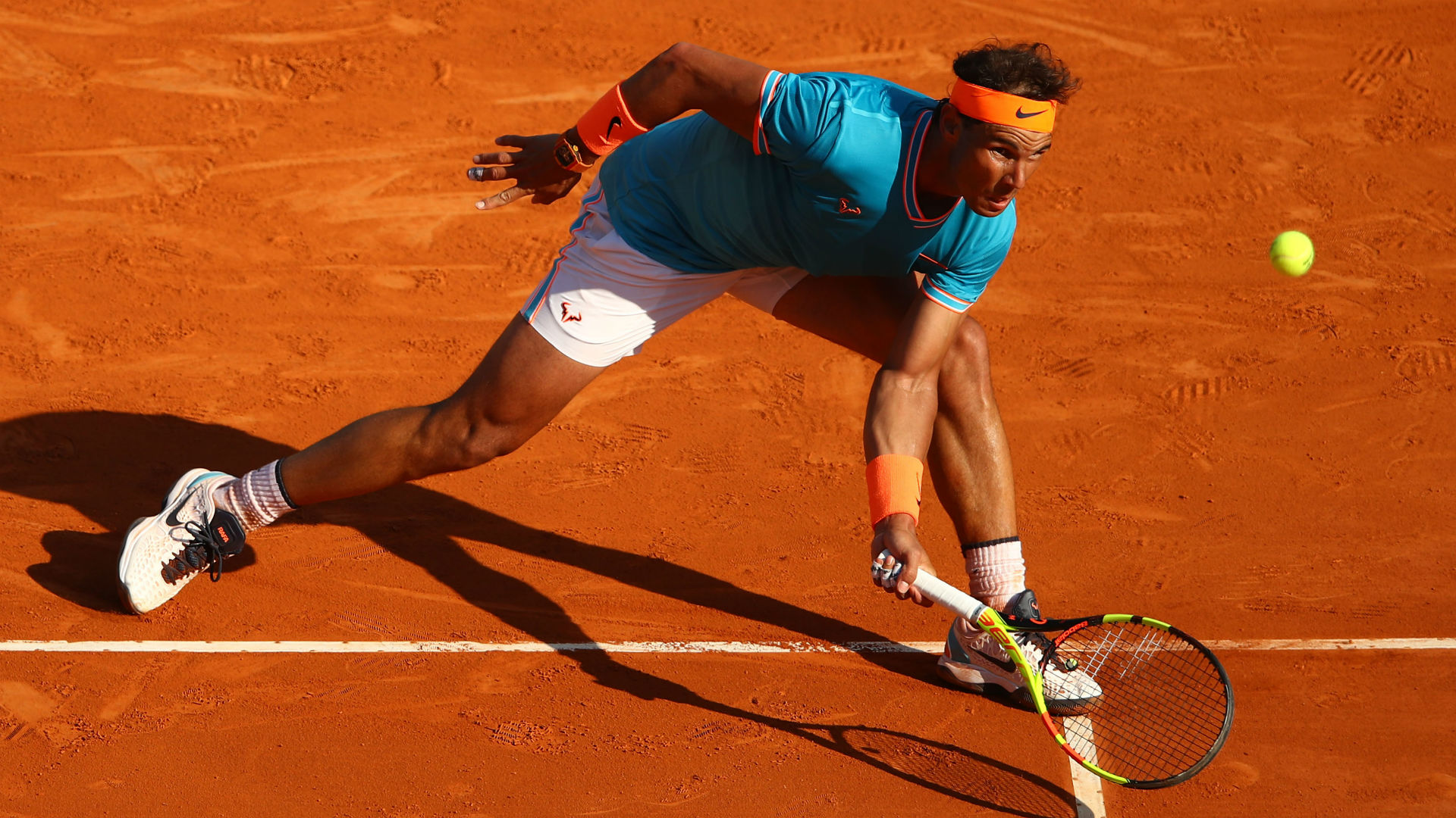 Nadal through to Monte Carlo semis