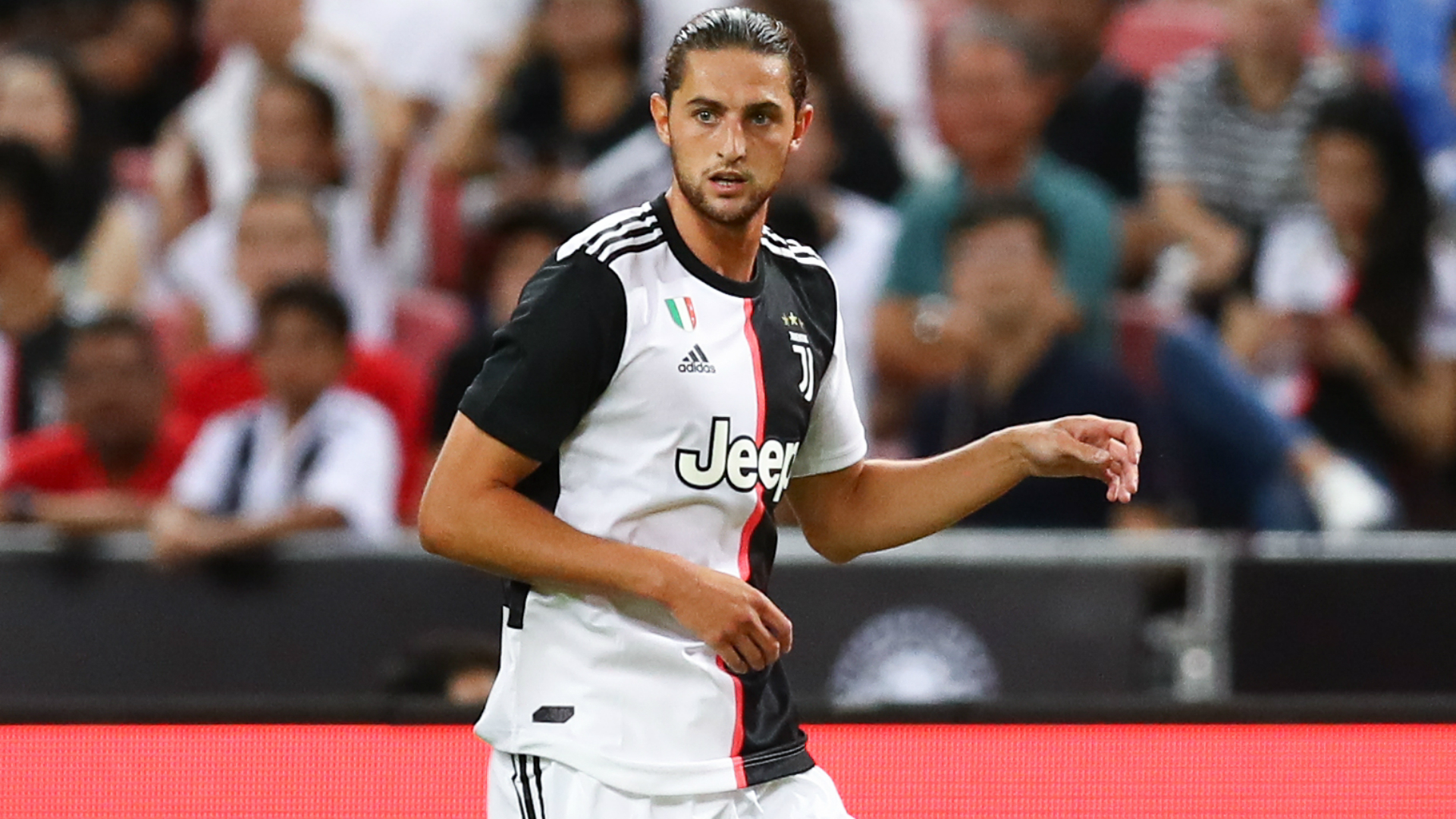 Juventus midfielder Adrien Rabiot praised team-mate and five-time Ballon d'Or winner Cristiano Ronaldo ahead of Saturday's Serie A opener.