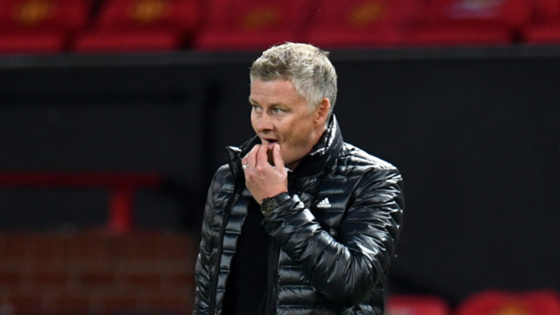 Ole Gunnar Solskjaer was rueful after Manchester United's draw with Southampton, though he felt Saints deserved a point at Old Trafford.