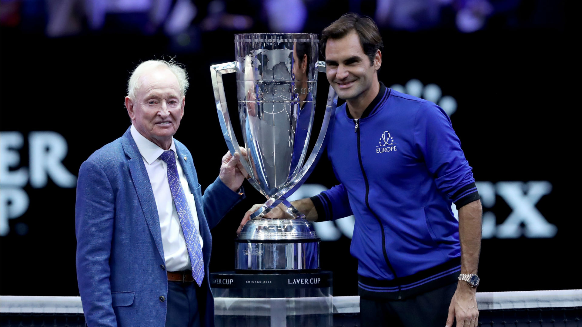 The Laver Cup, an event which features players from Europe take on a team from the rest of the world, has been added to the ATP World Tour.