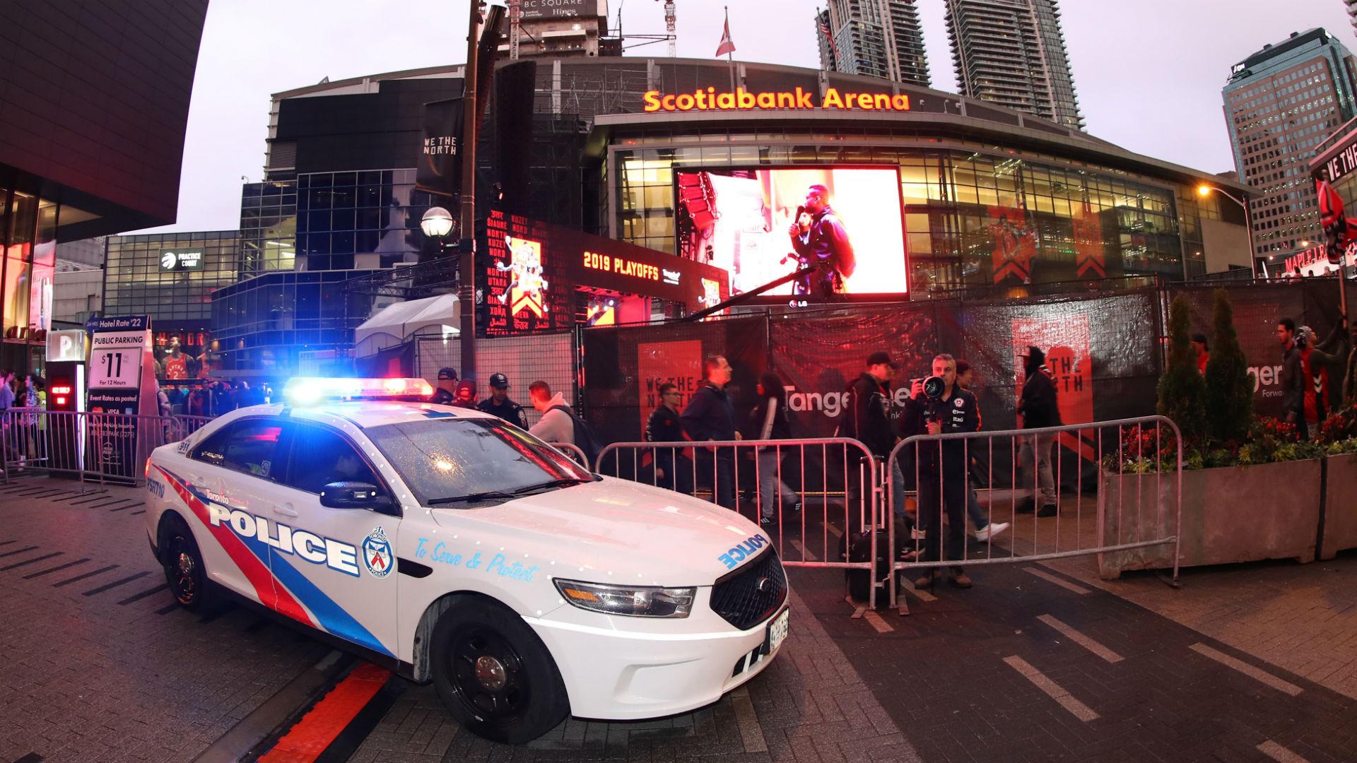 Two injured in Toronto shooting