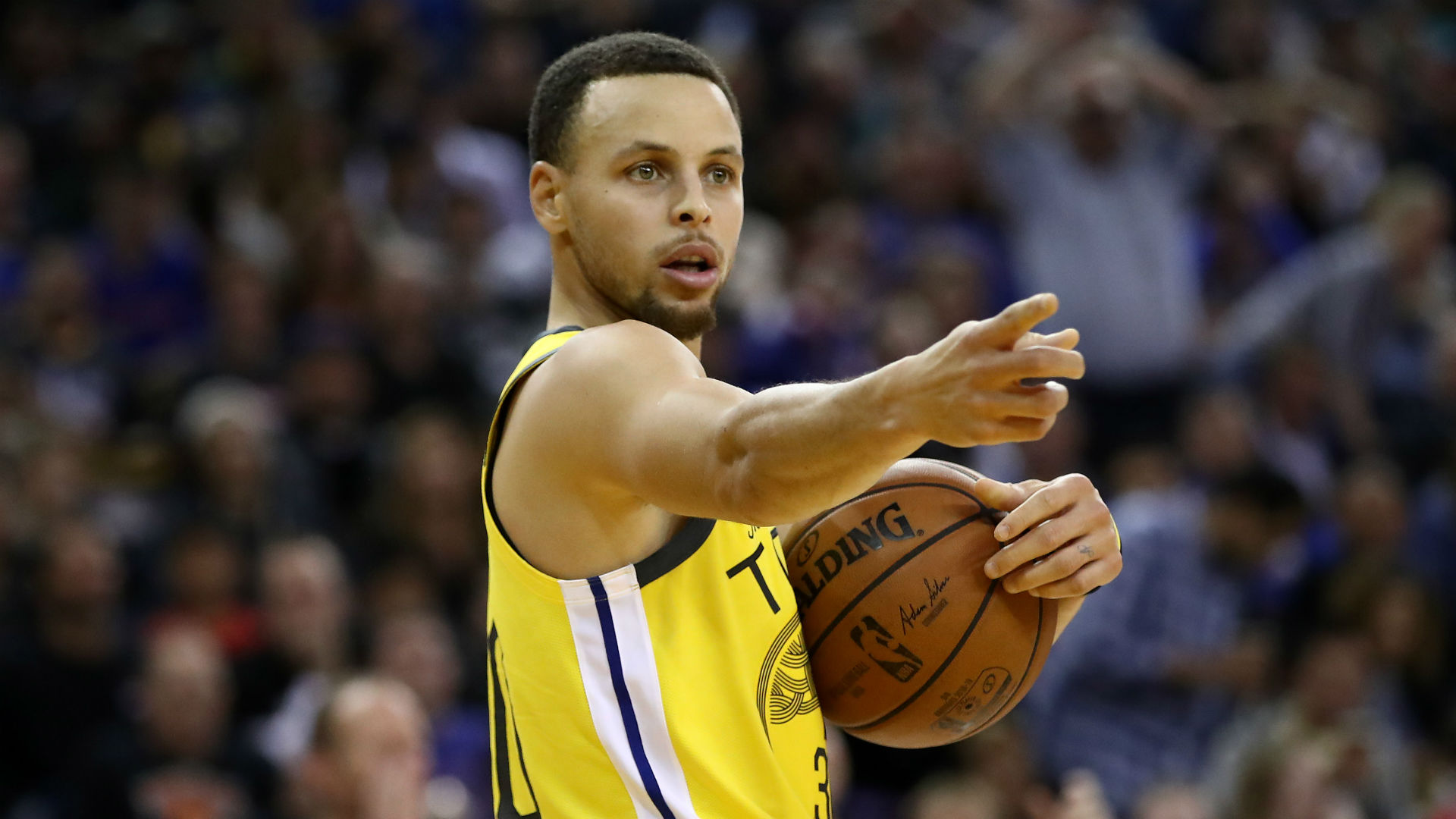 Only Reggie Miller and Ray Allen have hit more three-pointers in the NBA than Stephen Curry, who went third on the list on Friday.