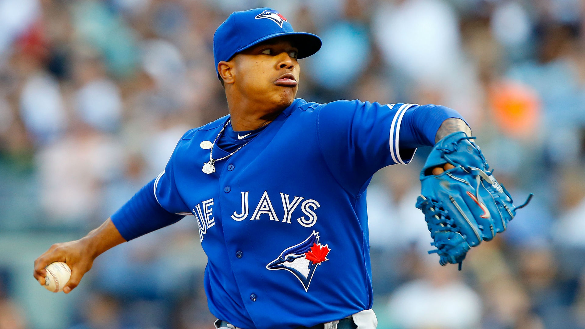 Yanks looking to deal for Stroman?