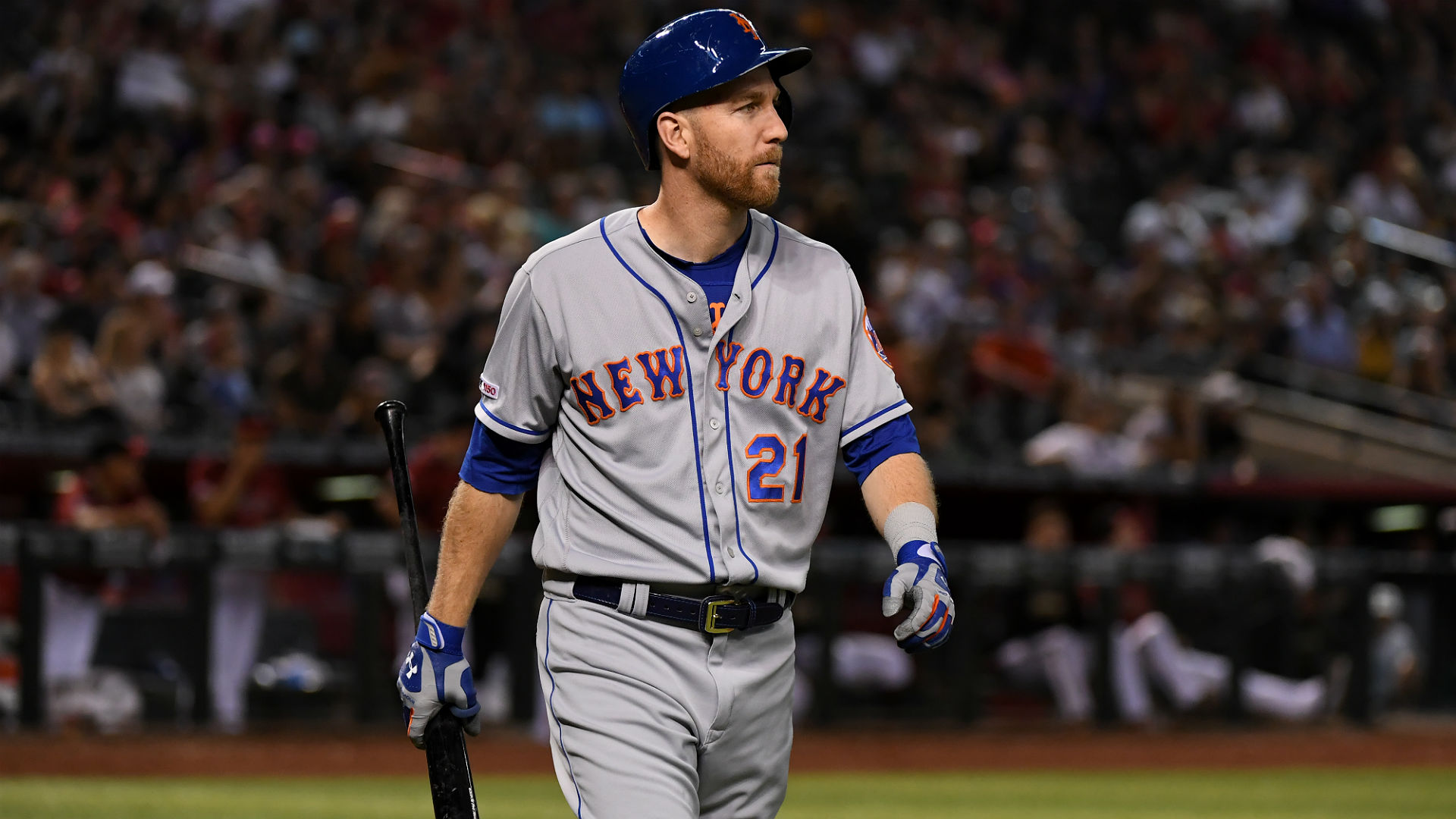 Mets open to moving Frazier, Vargas