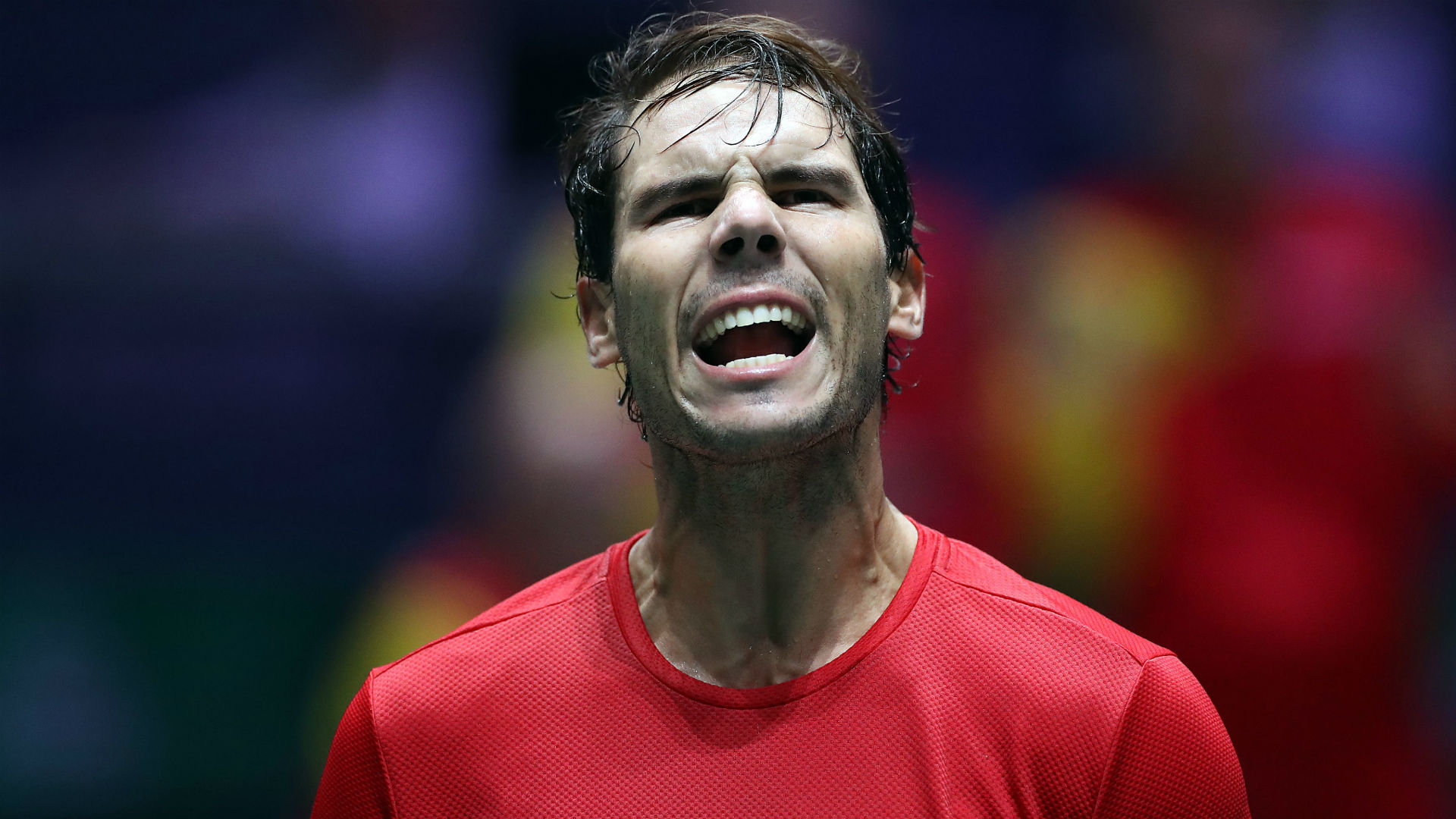 Rafael Nadal helped hosts Spain see off Argentina in a deciding doubles contest, setting up a semi-final against Great Britain.
