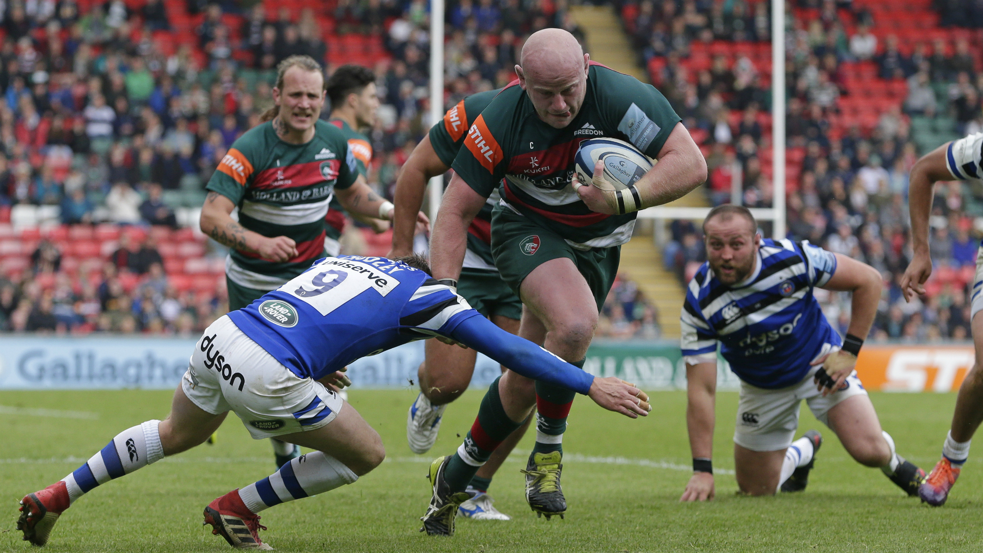 CVC's acquisition of a stake in Premiership Rugby Limited has prompted the Leicester Tigers board to put the club up for sale.