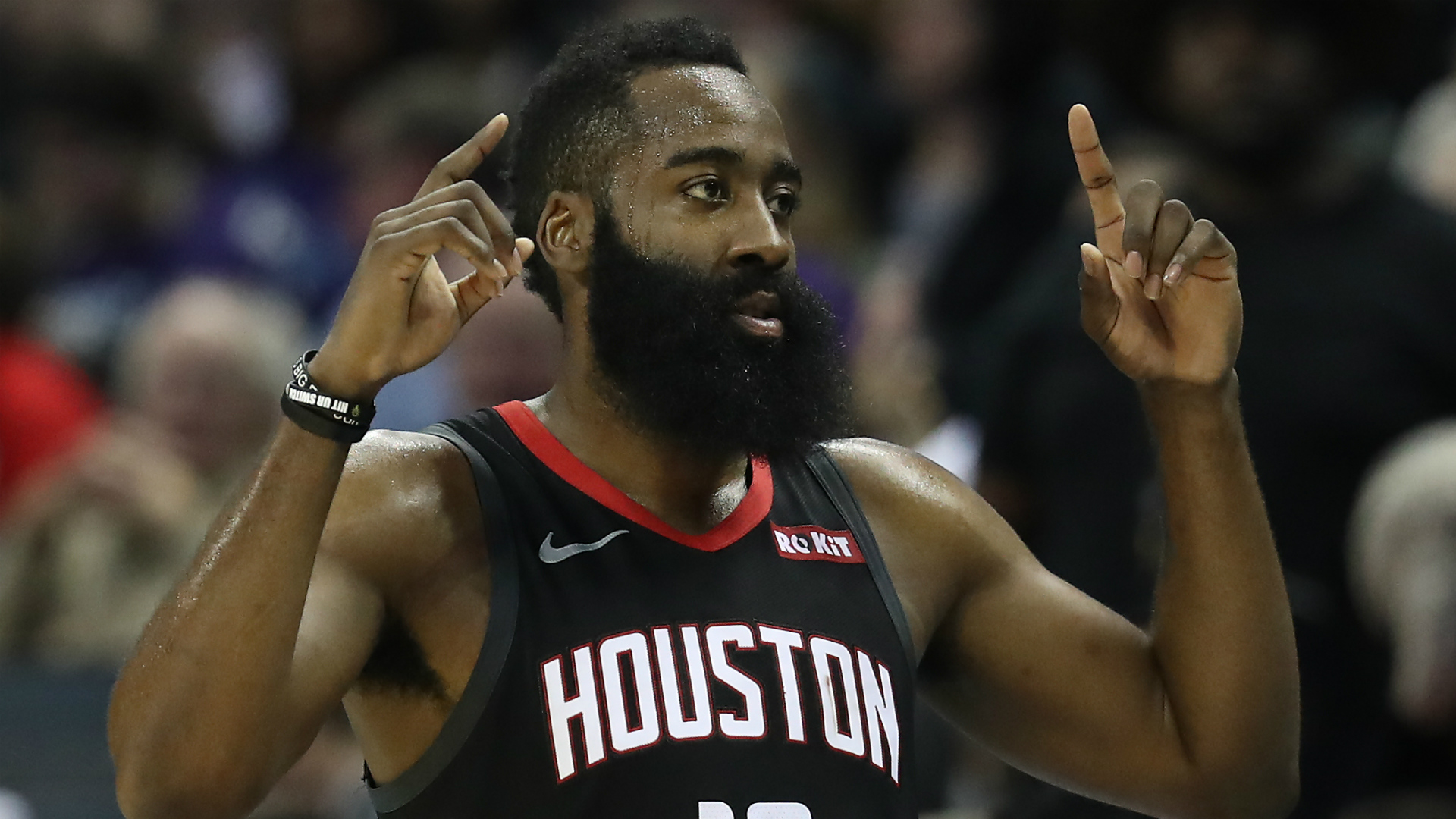 """Russell Westbrook's arrival will make the Houston Rockets successful, according to an """"excited"""" James Harden."""