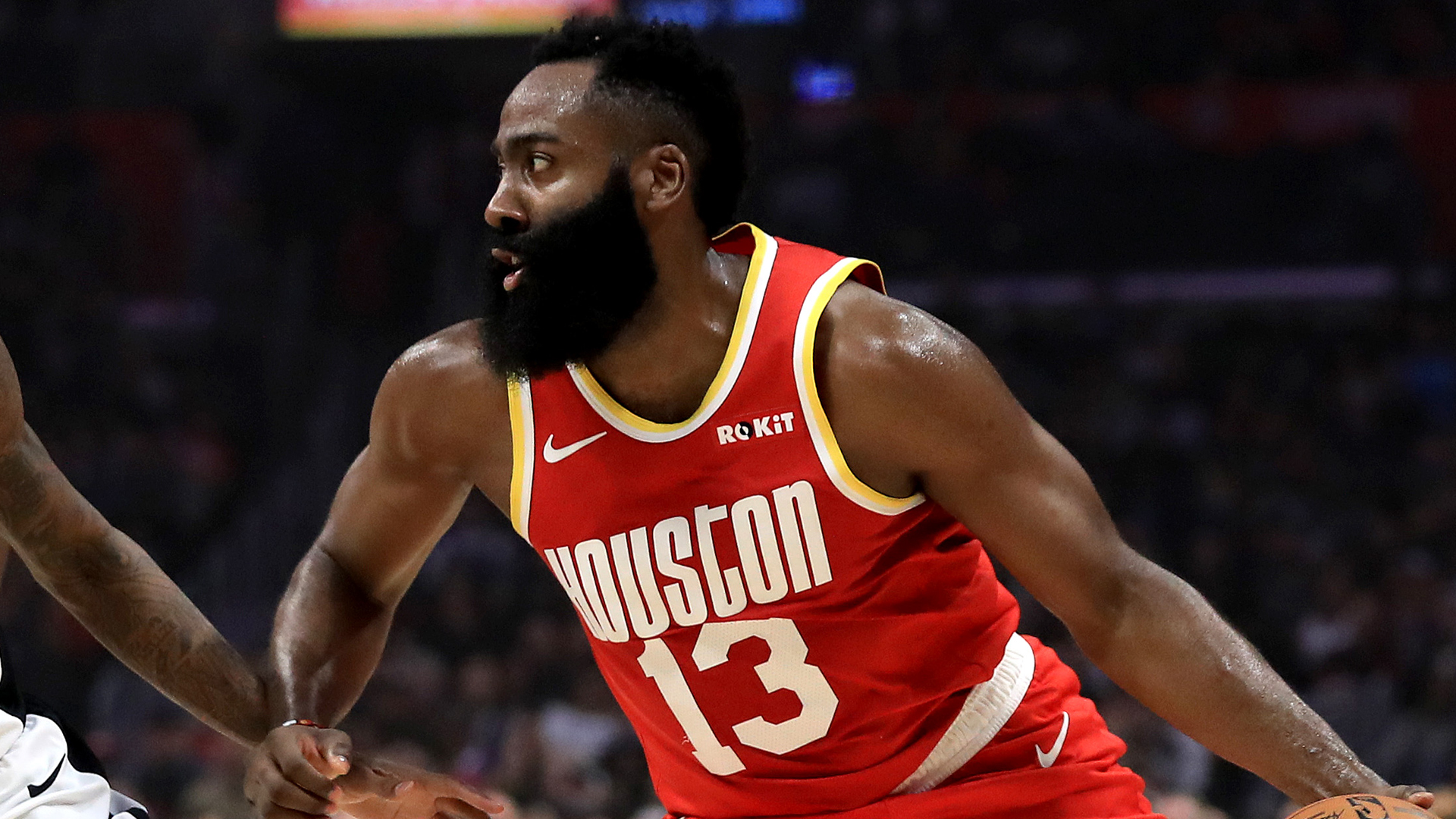 James Harden was lauded by Mike D'Antoni after leading the Houston Rockets past the Atlanta Hawks.