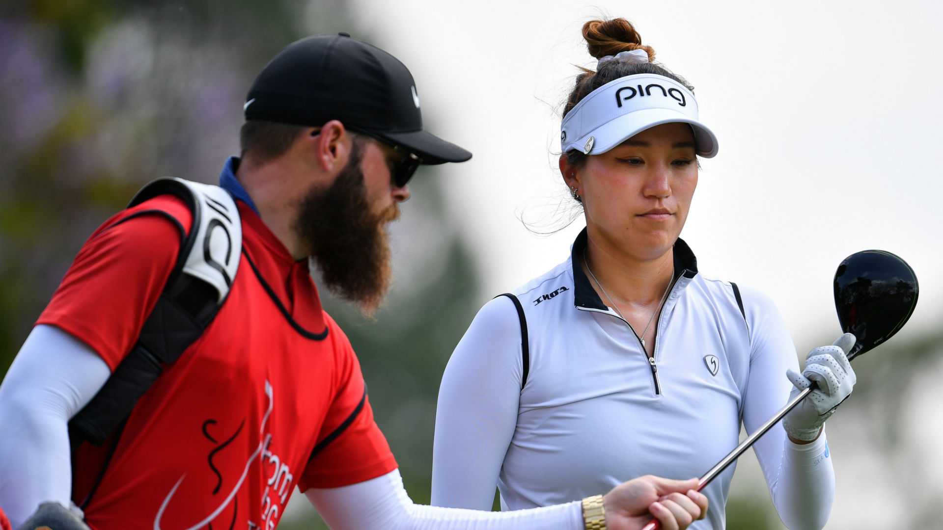 At the LPGA's ANA Inspiration, Annie Park had her clubs stolen before missing the cut in round two.