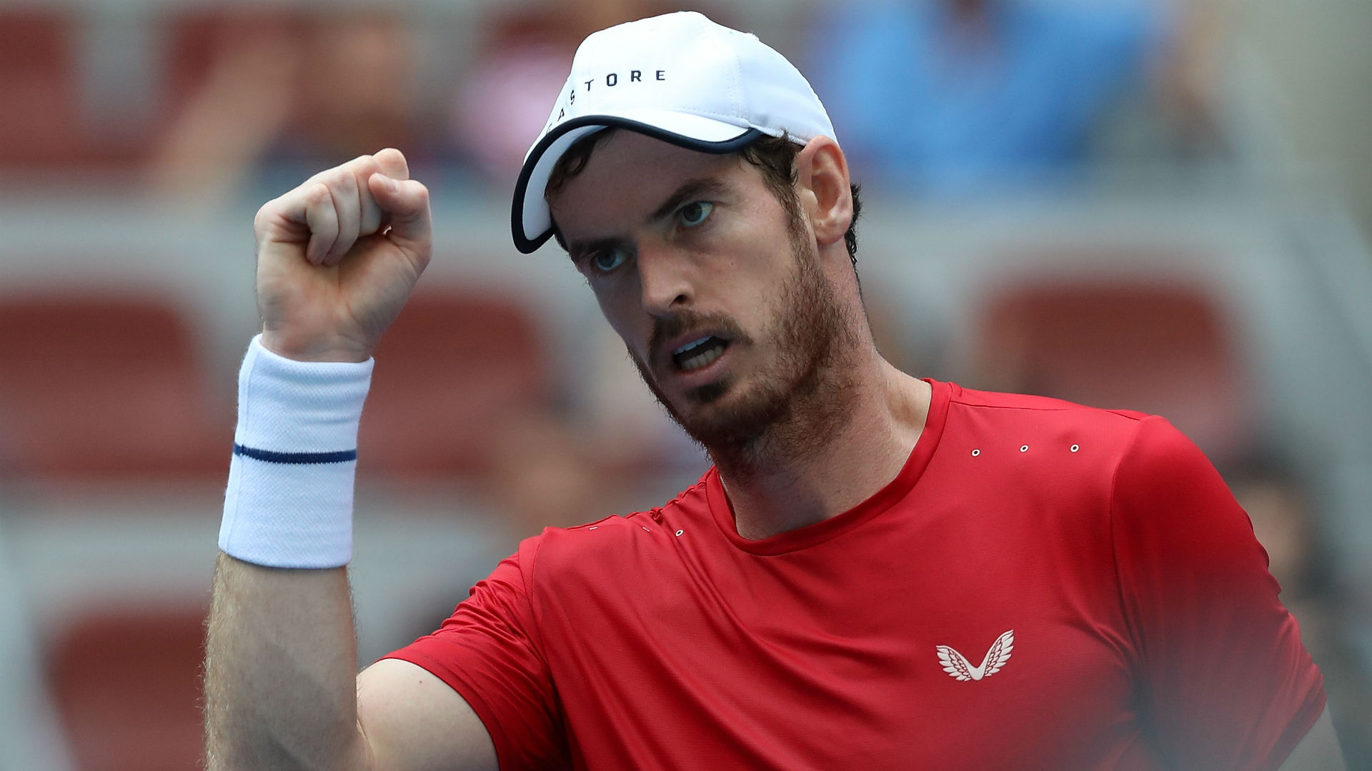 Former world number one Andy Murray was pushed all the way by Marius Copil before moving into the last four in Antwerp.