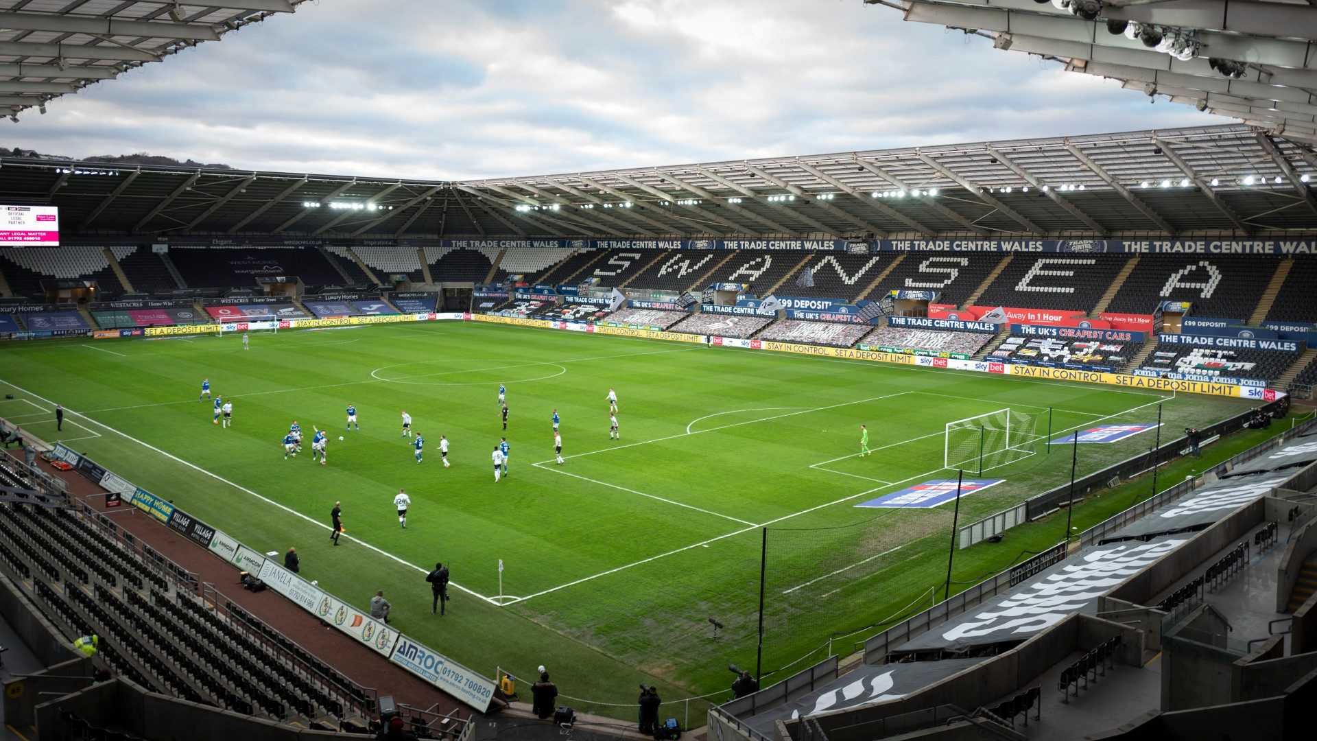 Championship club Swansea City are taking a stand against the ongoing issue of abuse on social media platforms.