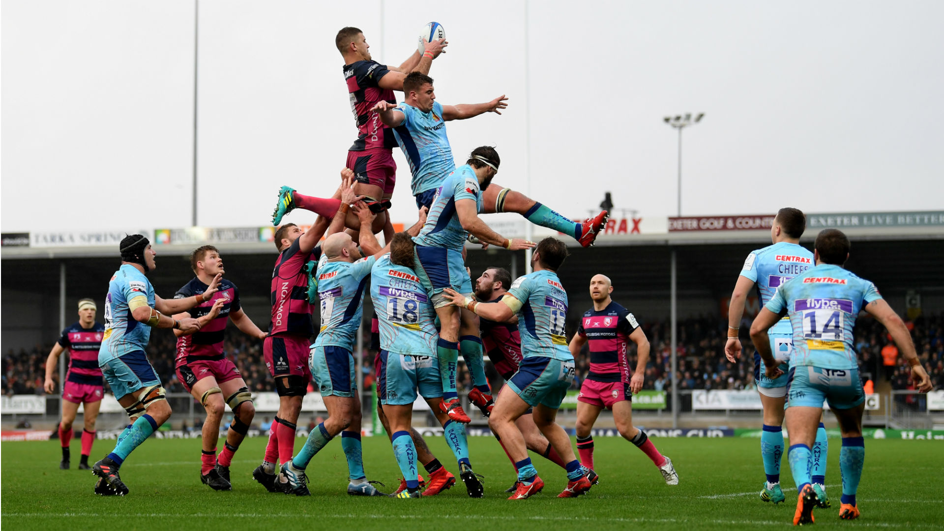 Exeter remain winless in Europe