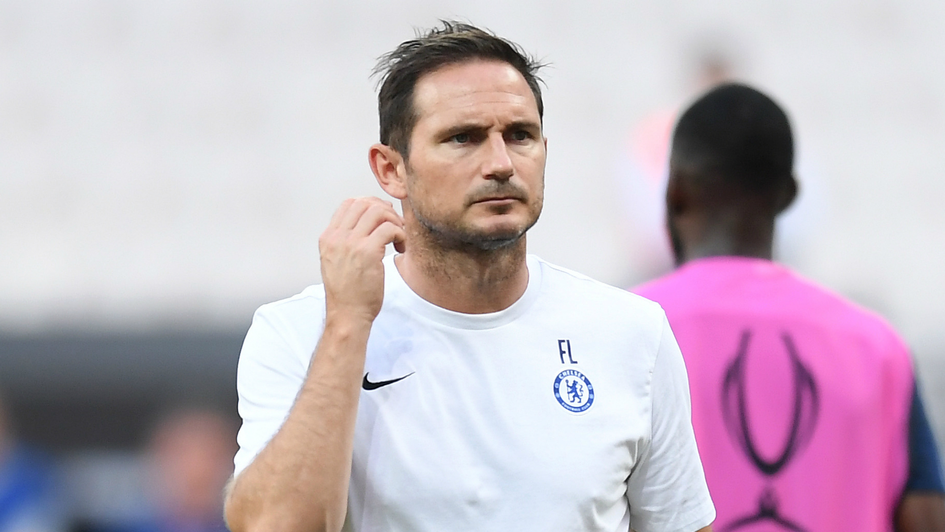 Jose Mourinho criticised Frank Lampard's team selection in his first league game in charge of Chelsea, with the Blues boss not surprised.