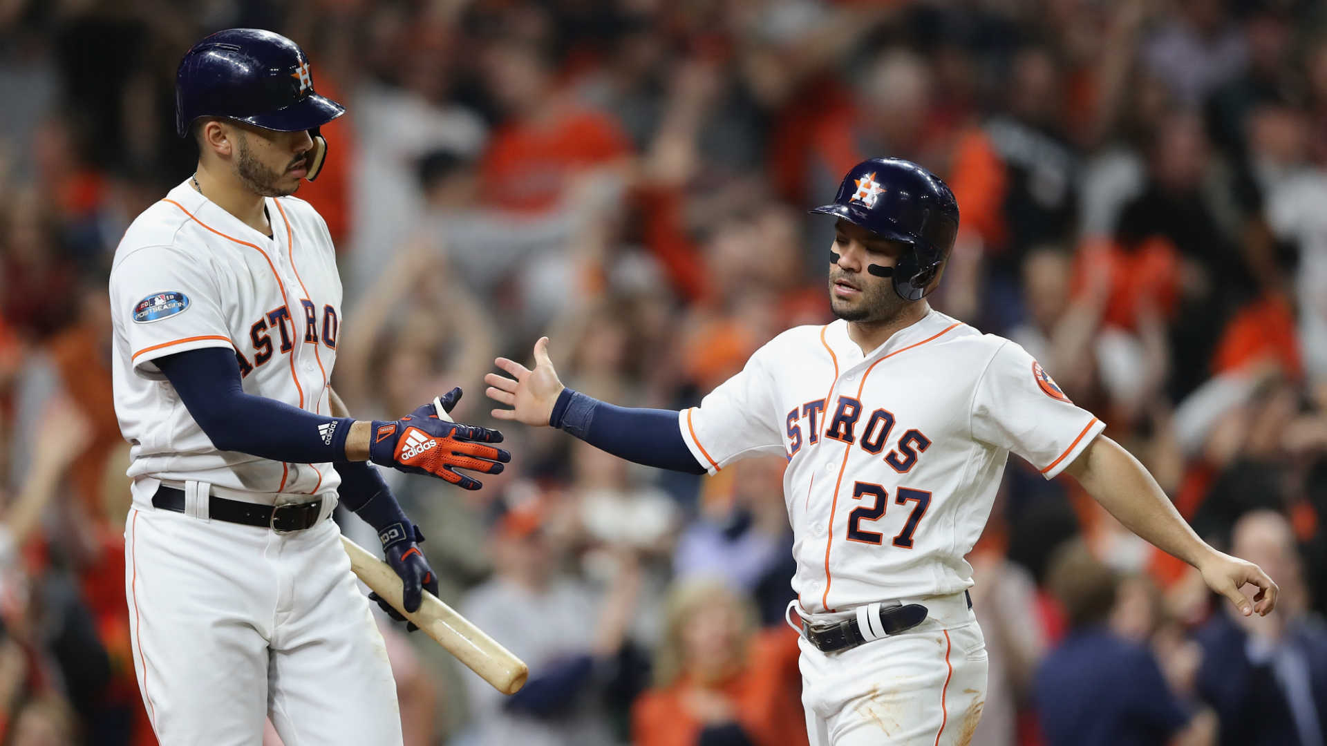 """Injuries suck,"" manager A.J. Hinch said. He should know. Houston has been rocked this week, with two All-Stars the latest to be hit."
