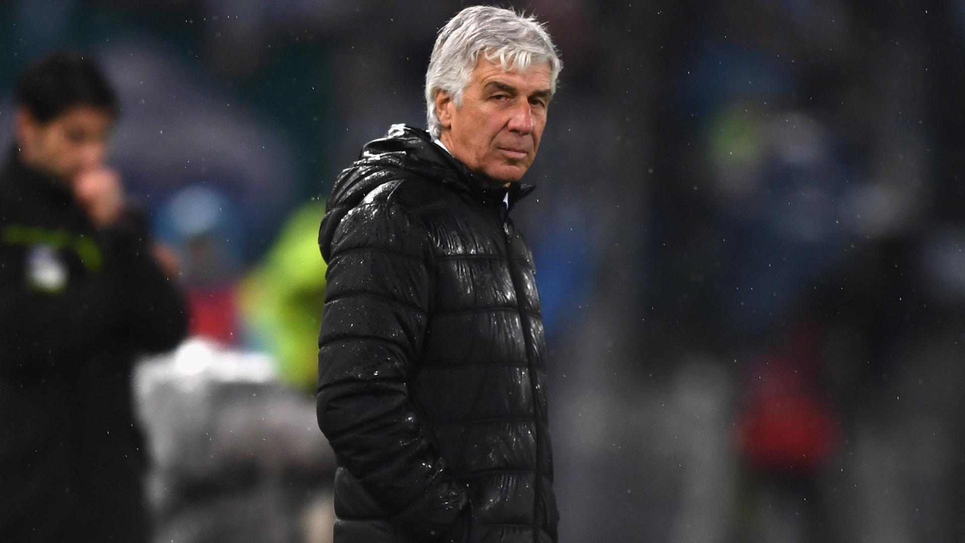 Atalanta head coach Gian Piero Gasperini blasted officials after a Coppa Italia final defeat to Lazio.