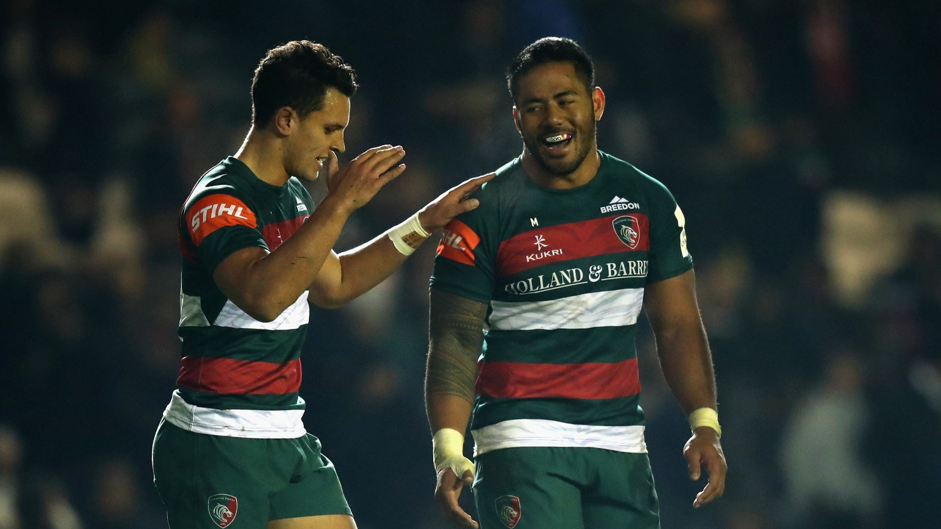 Manu Tuilagi, George Ford and Jonny May were all the subject of jibes from Matt Toomua ahead of the Australia's battle with England.