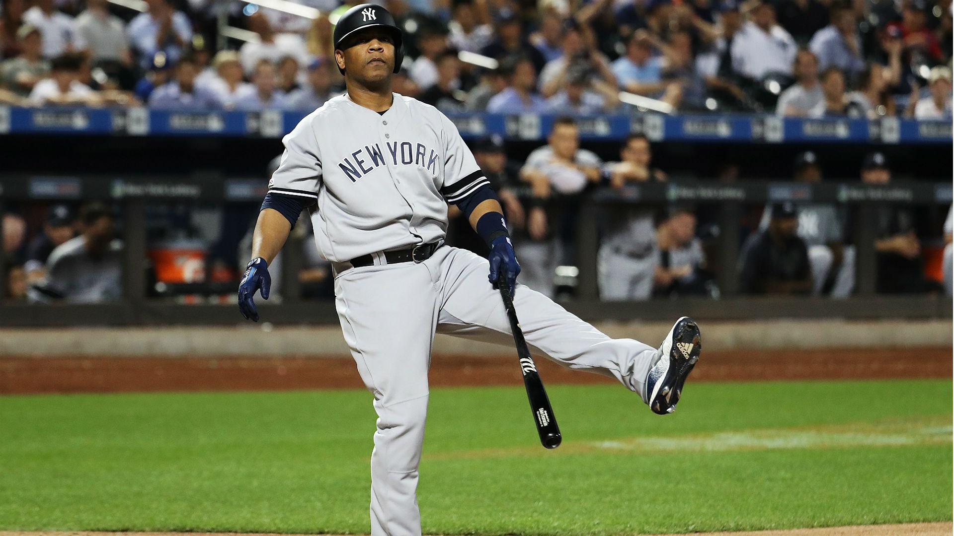 Yankees home-run streak snapped