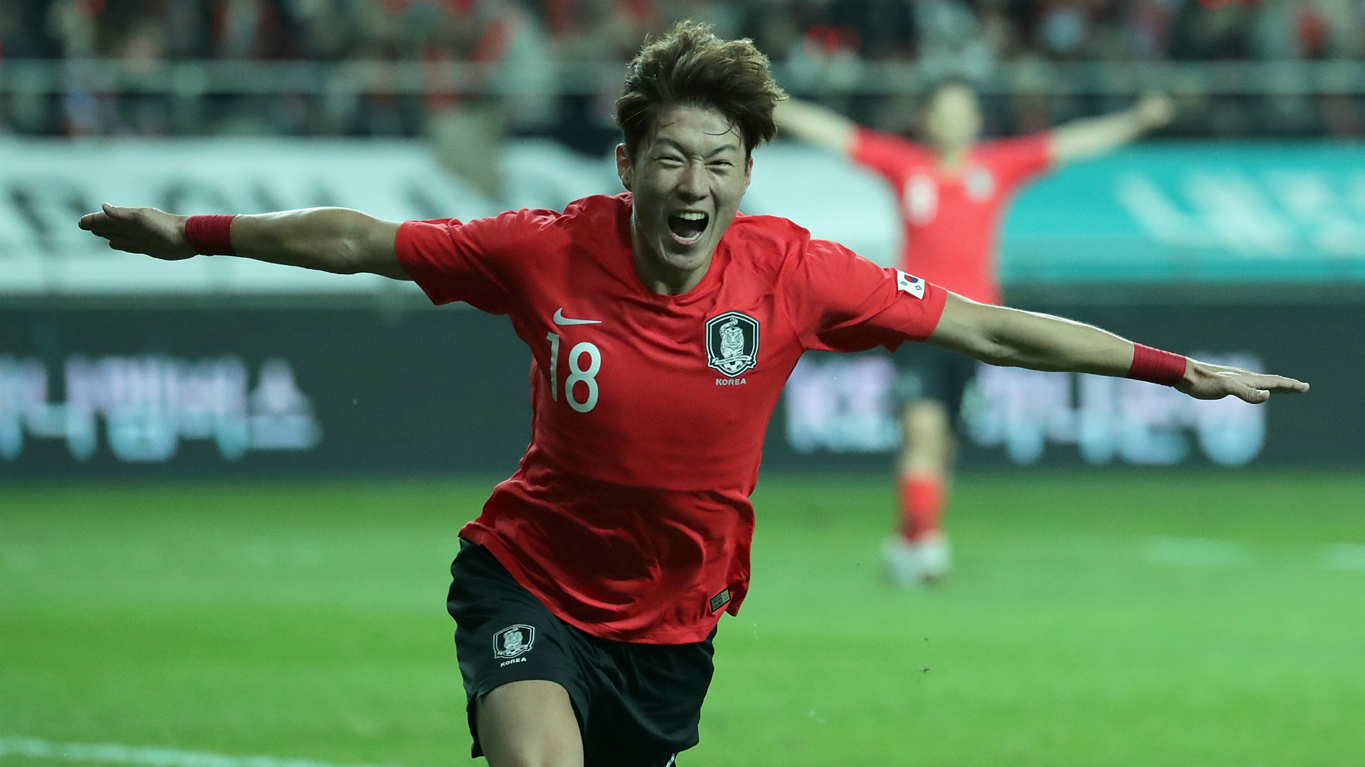 Report: South Korea 2 China 0
