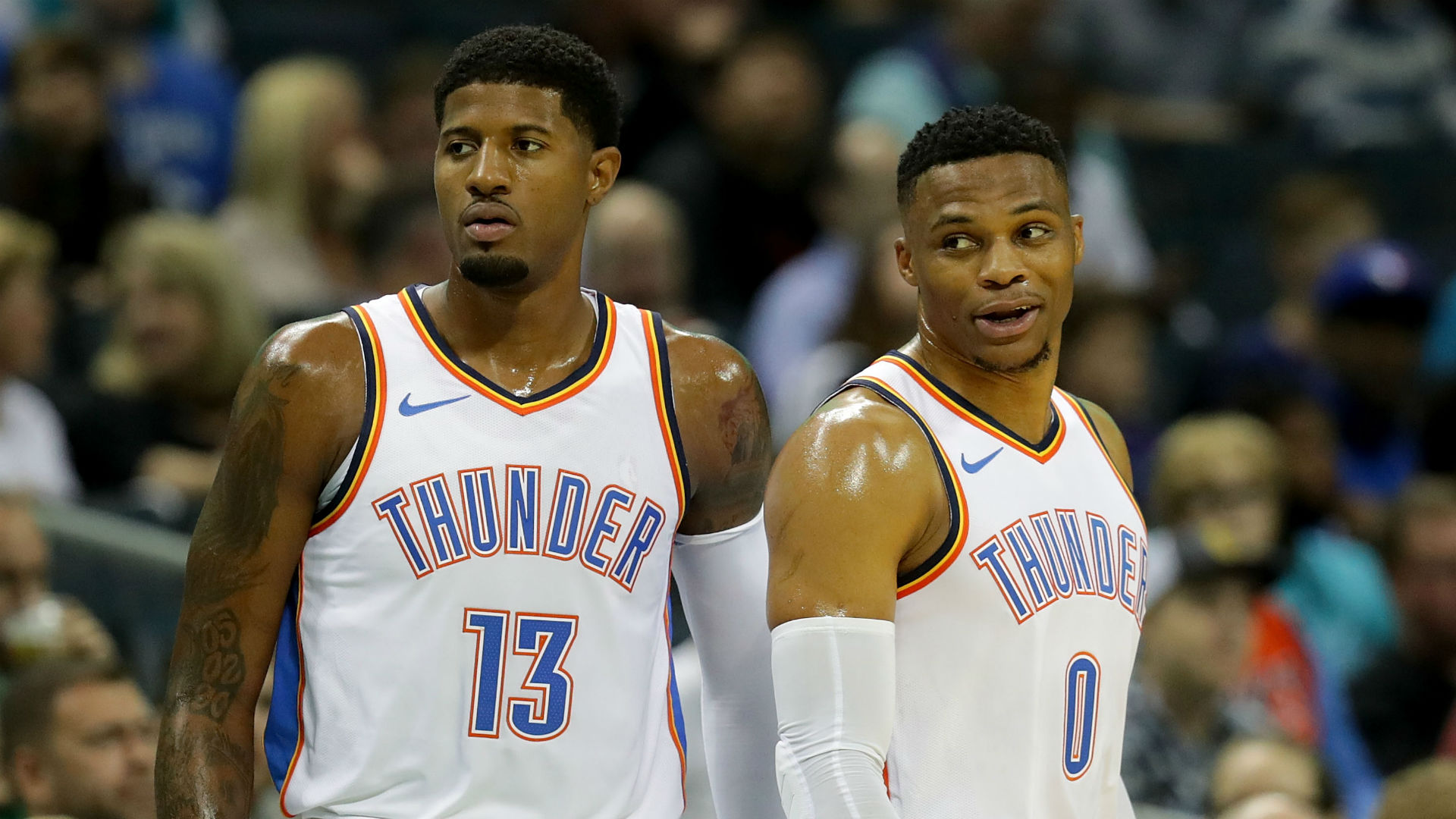 In total, the Oklahoma City Thunder have acquired eight first-round picks this offseason and have 15 over the next seven drafts.