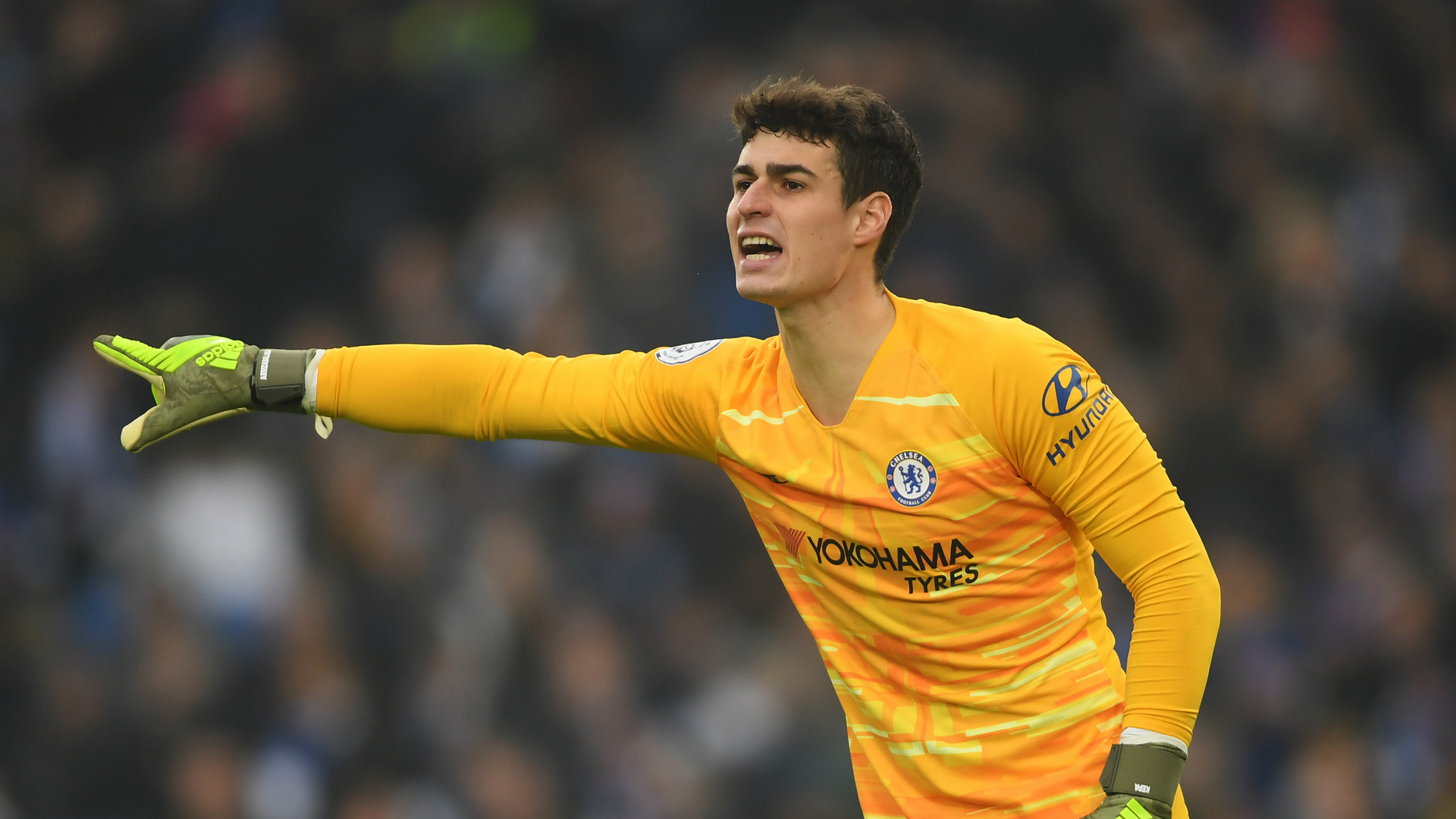 "Kepa Arrizabalaga has attracted criticism in recent weeks and Chelsea boss Frank Lampard admitted the goalkeeper ""needs to improve""."