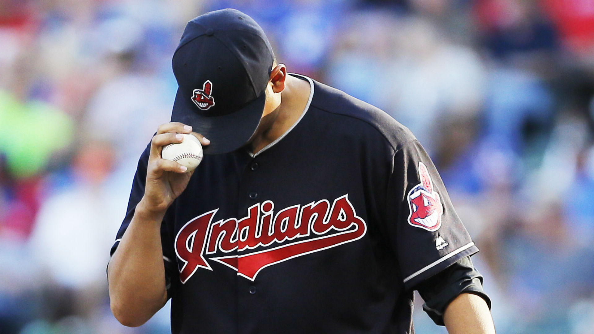 Carrasco landed on the injured list in June after being diagnosed with chronic myeloid leukemia.