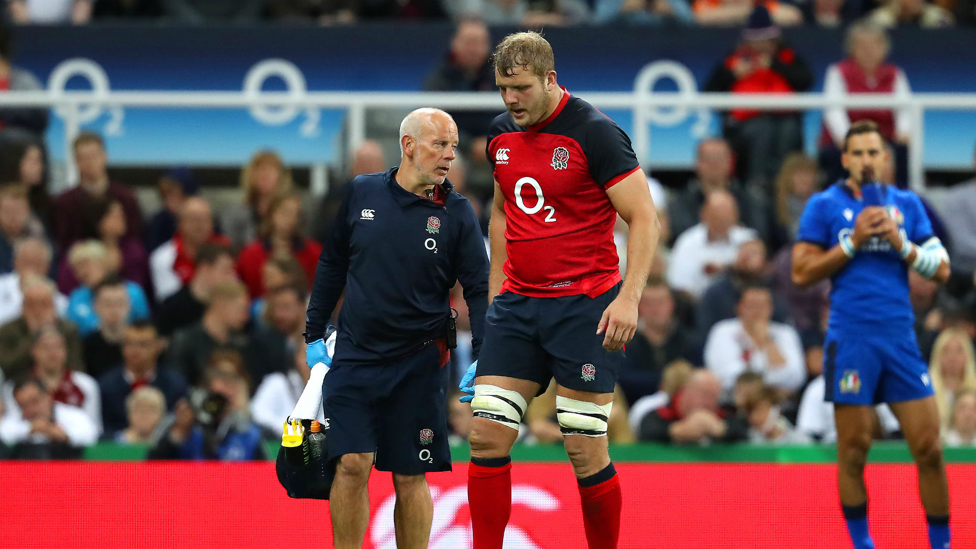 Joe Launchbury and Henry Slade will be able to play in England's Rugby World Cup opener against Tonga, Steve Borthwick has confirmed.