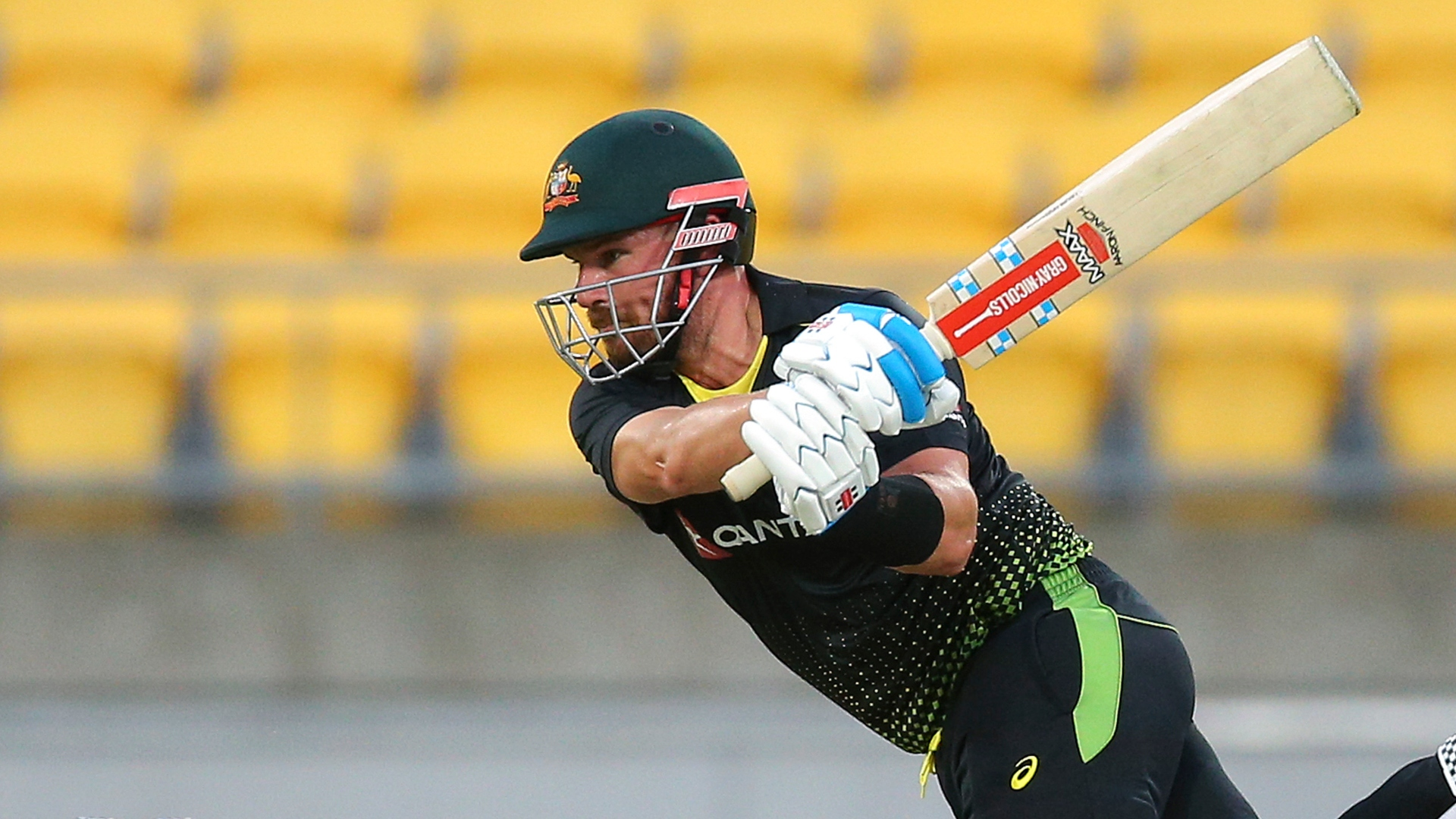Finch excited for series decider