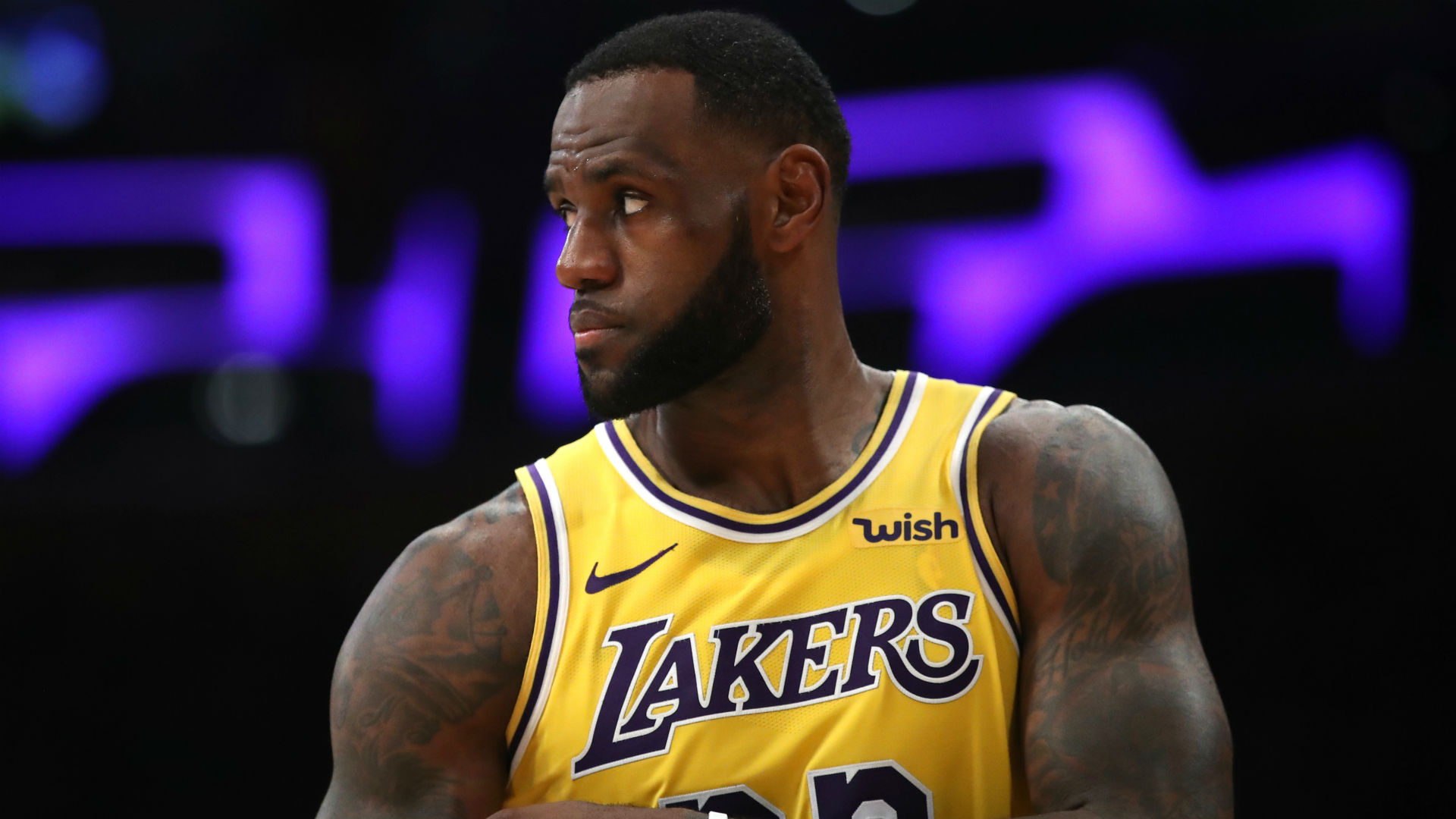 While LeBron James believes in free speech, the four-time MVP was not happy with Daryl Morey's comments.