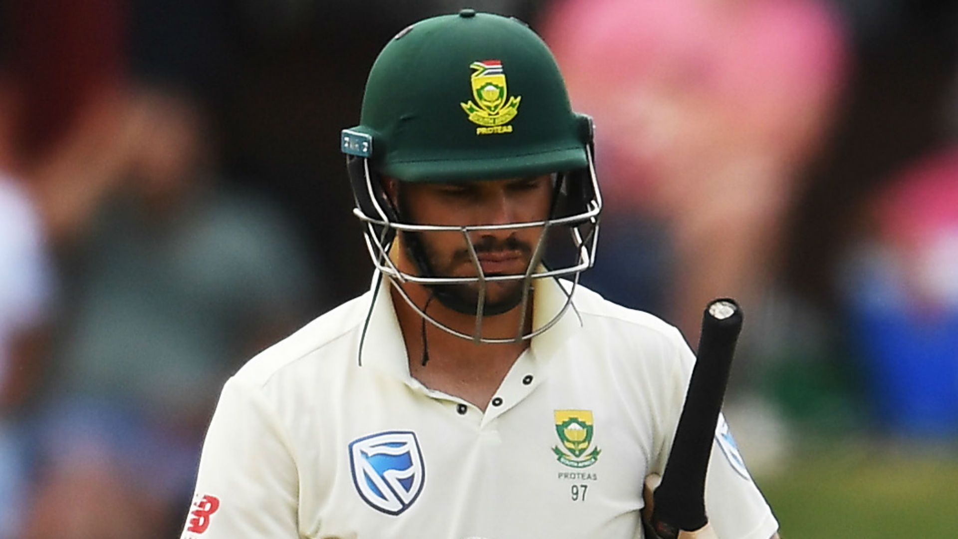 Markram out of India Test