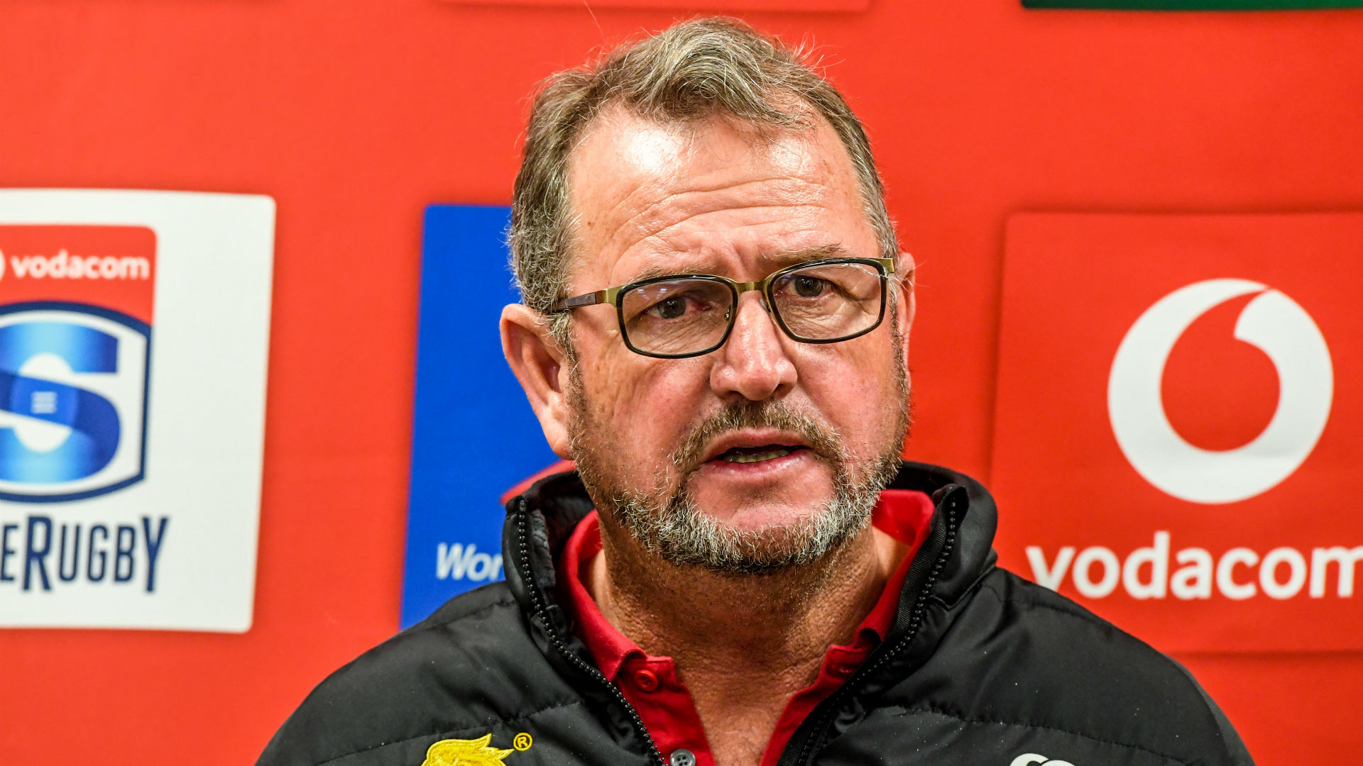 """Attack consultant Swys de Bruin has left his role with the Springboks for """"personal and medical reasons."""""""