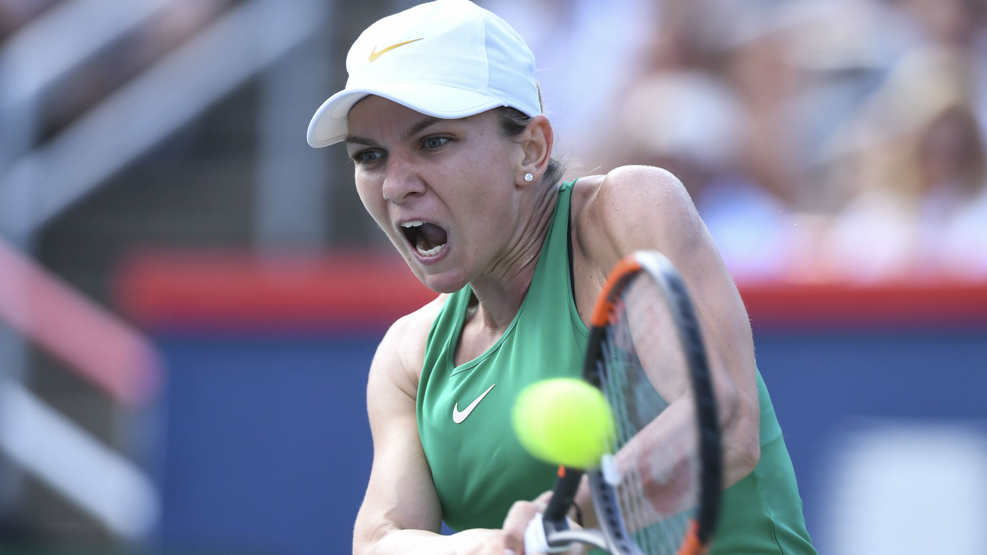 Halep taking positives from 2018