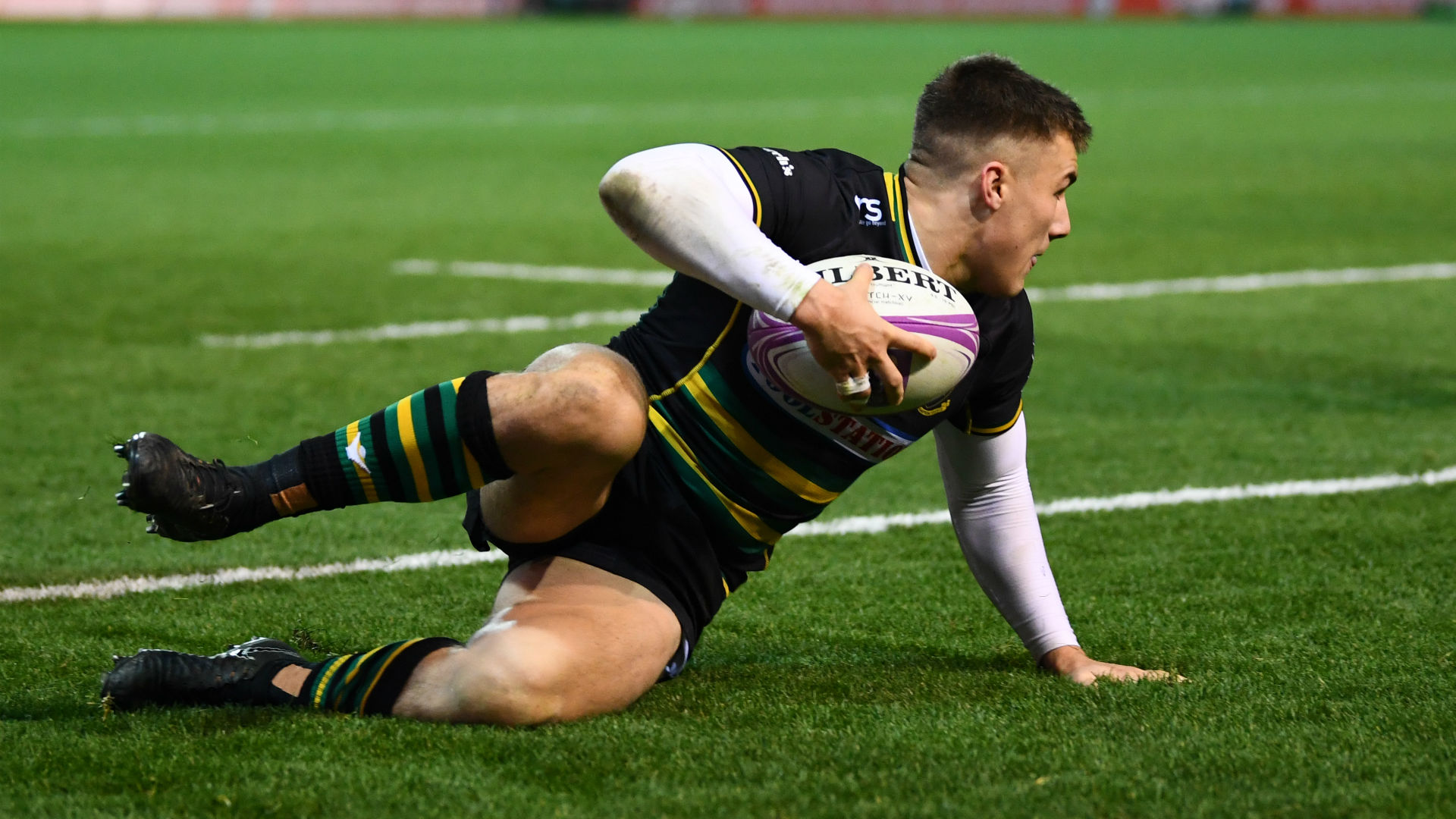 Record win for Saints