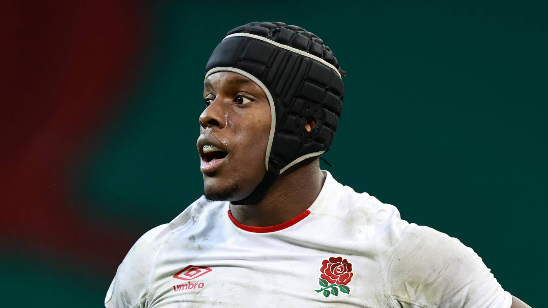 Maro Itoje received backing from Eddie Jones after England's loss to Wales, while Ellis Genge has received death threats on social media.