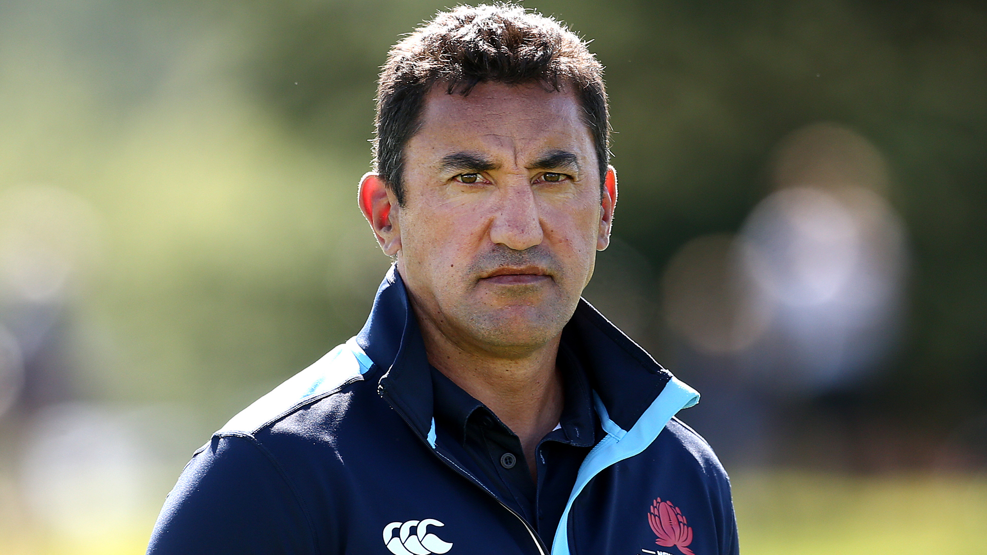 Days out from the start of the Super Rugby season, Daryl Gibson signed a contract extension with the Waratahs.