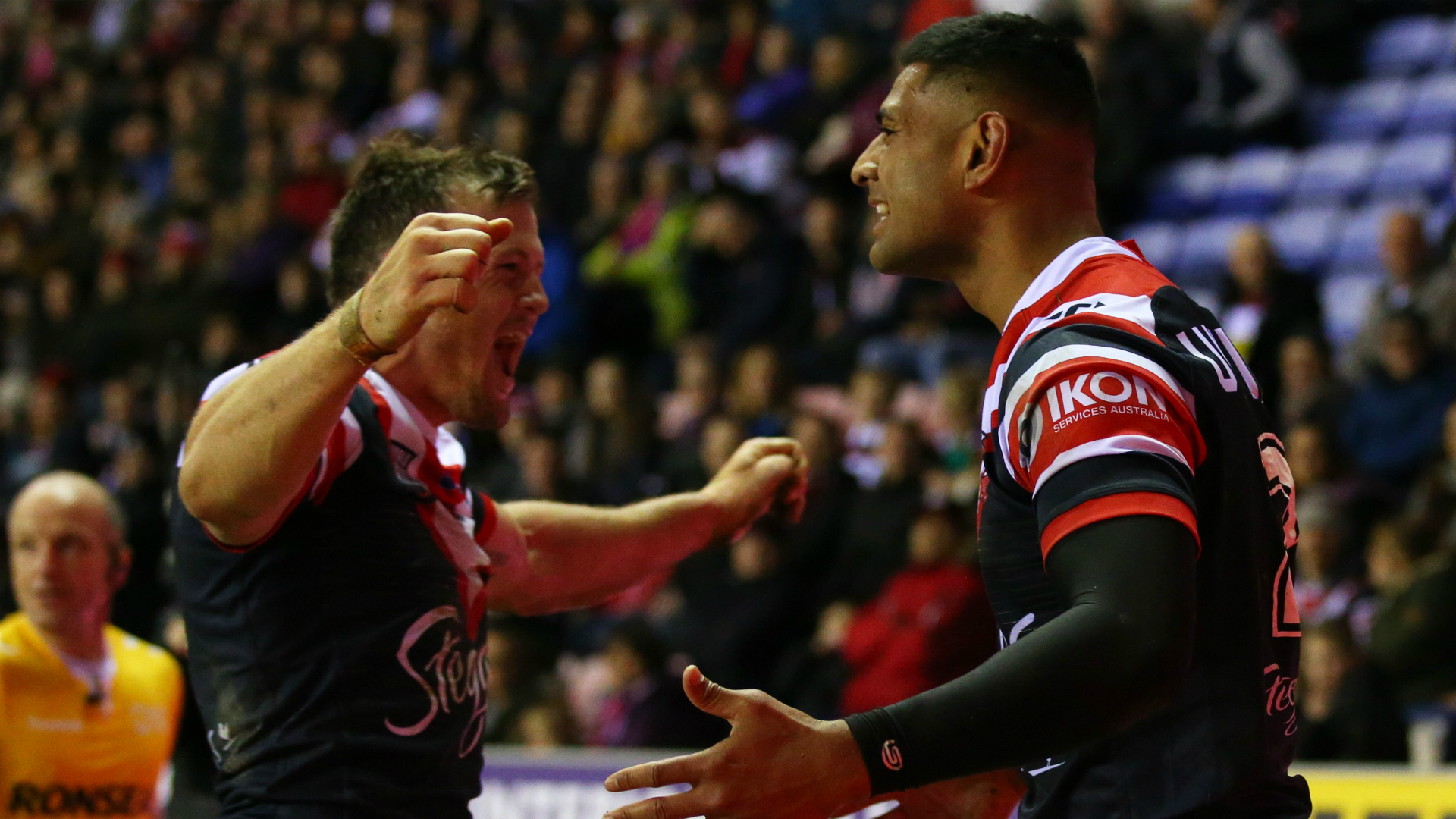 Morris revels in debut hat-trick