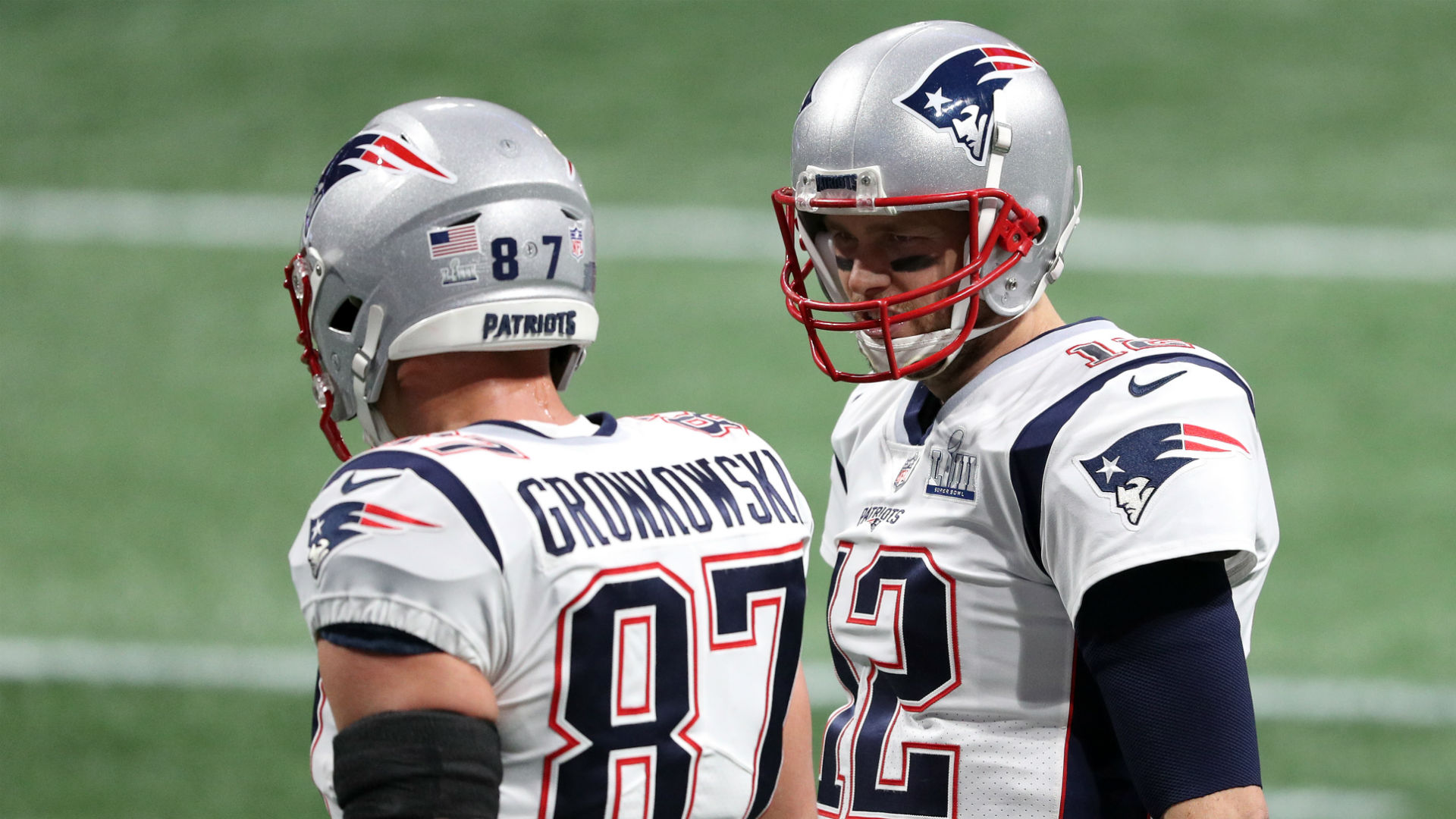 Tom Brady has been urged to see what he could command on the open market by his former New England Patriots team-mate Rob Gronkowski.