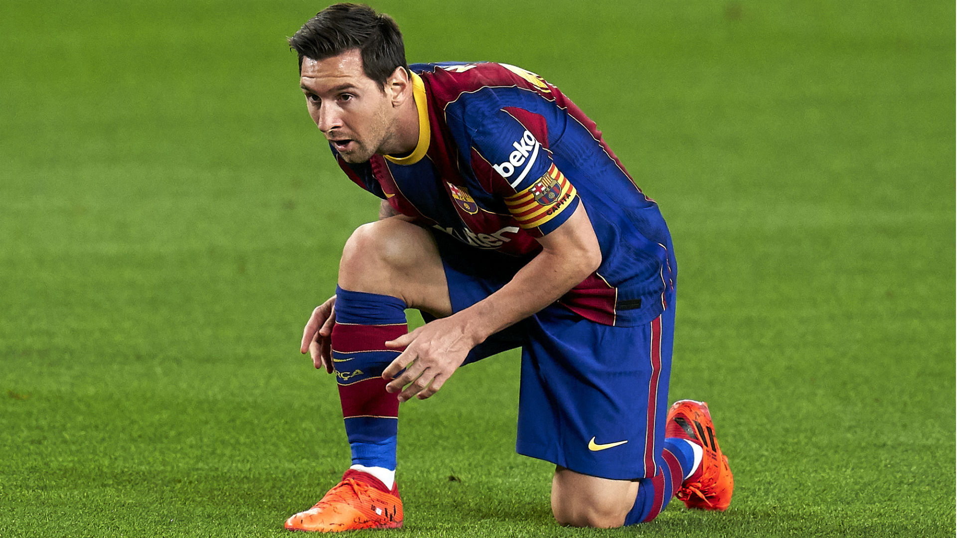 Messi ready to move on with Barca