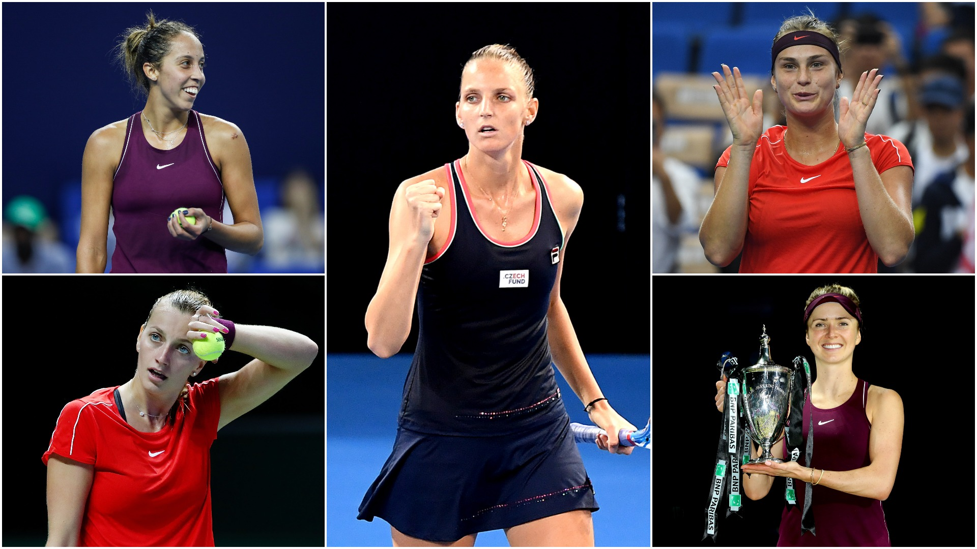 After eight different grand slam winners, we take a look at the WTA stars who could extend that run at the Australian Open.