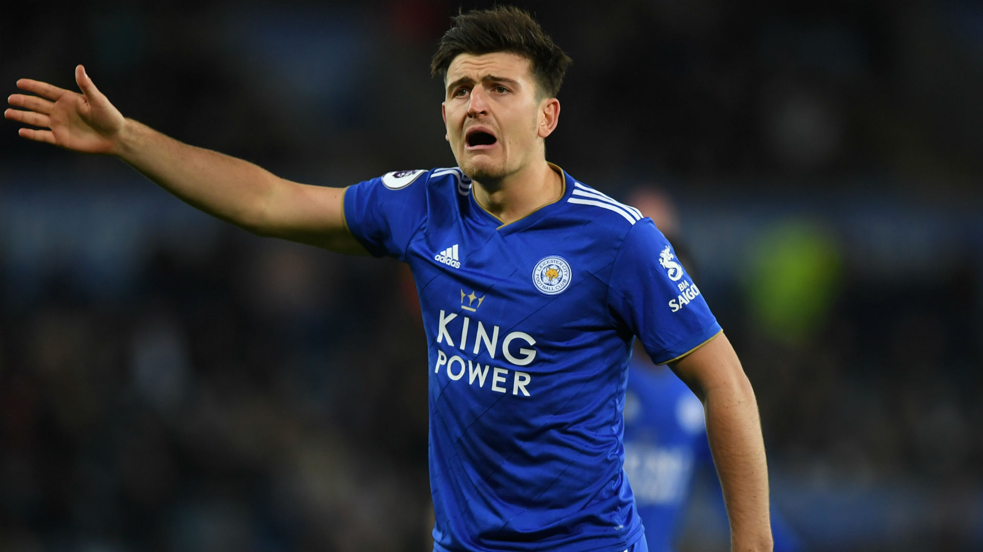 Despite being linked with Manchester United in the previous transfer window, Harry Maguire is not expected to be on the move in January.