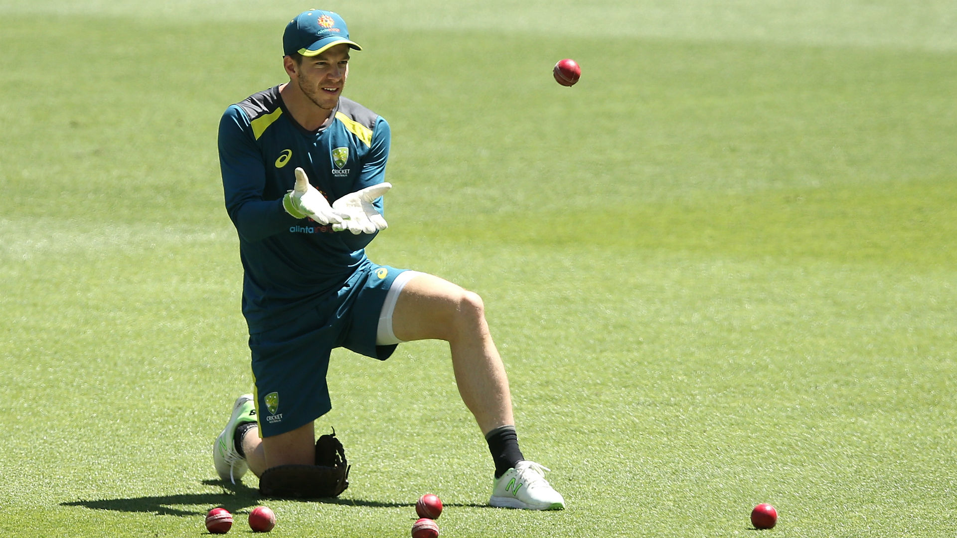 Tim Paine said Mitchell Starc's place in the Australia side was never really in doubt for the second Test.