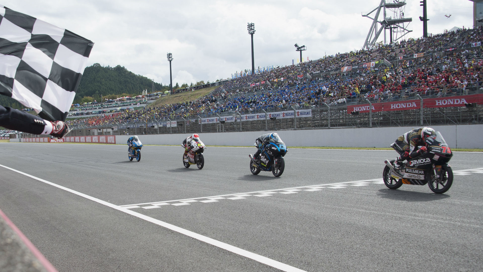 As MotoGP organisers continue to work on a revised schedule for the 2020 season, there will be no racing at Twin Ring Motegi in 2020.