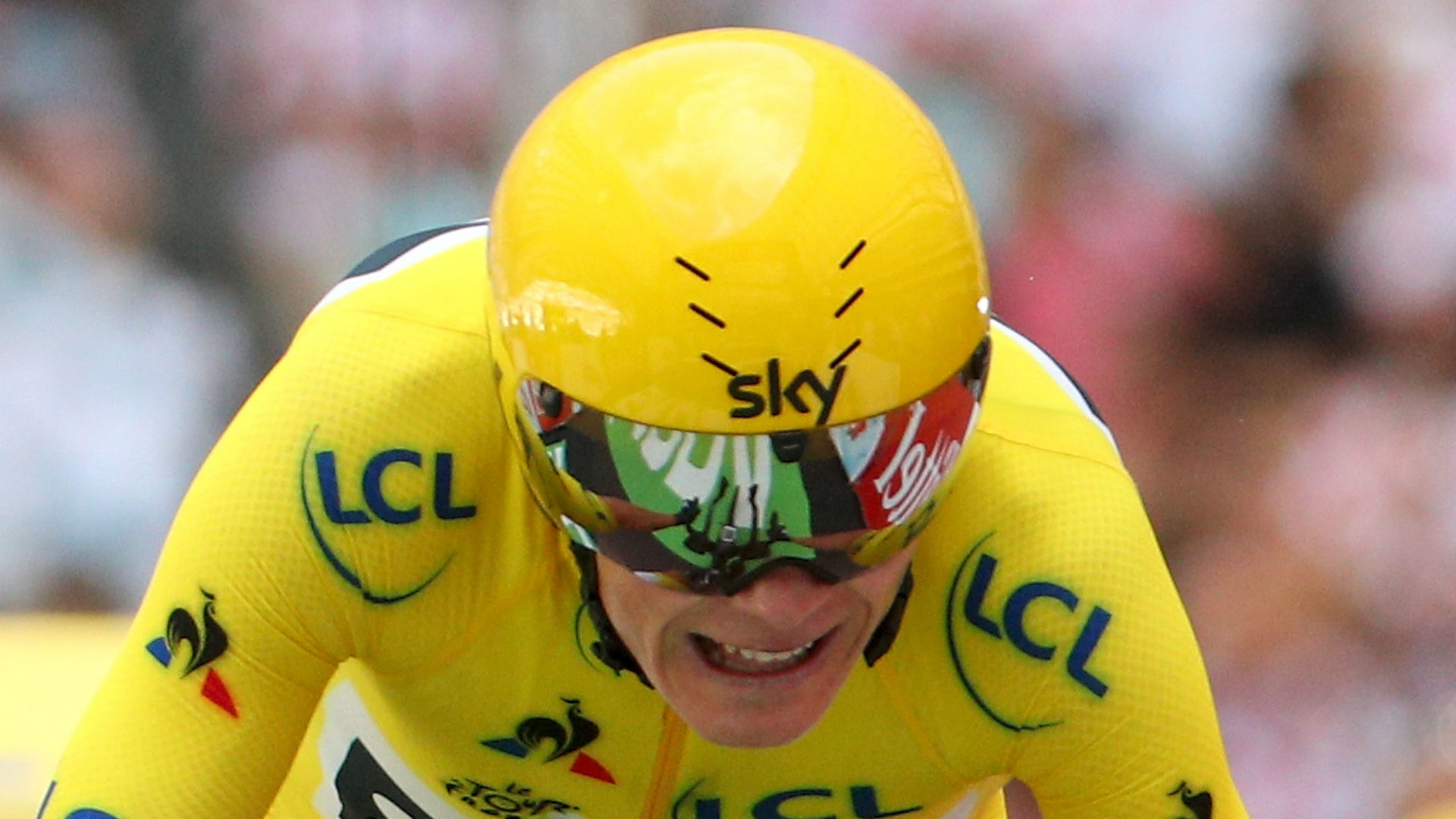 "There will be five mountain ranges in the 2020 Tour de France, which four-time champion Chris Froome has called ""brutal""."