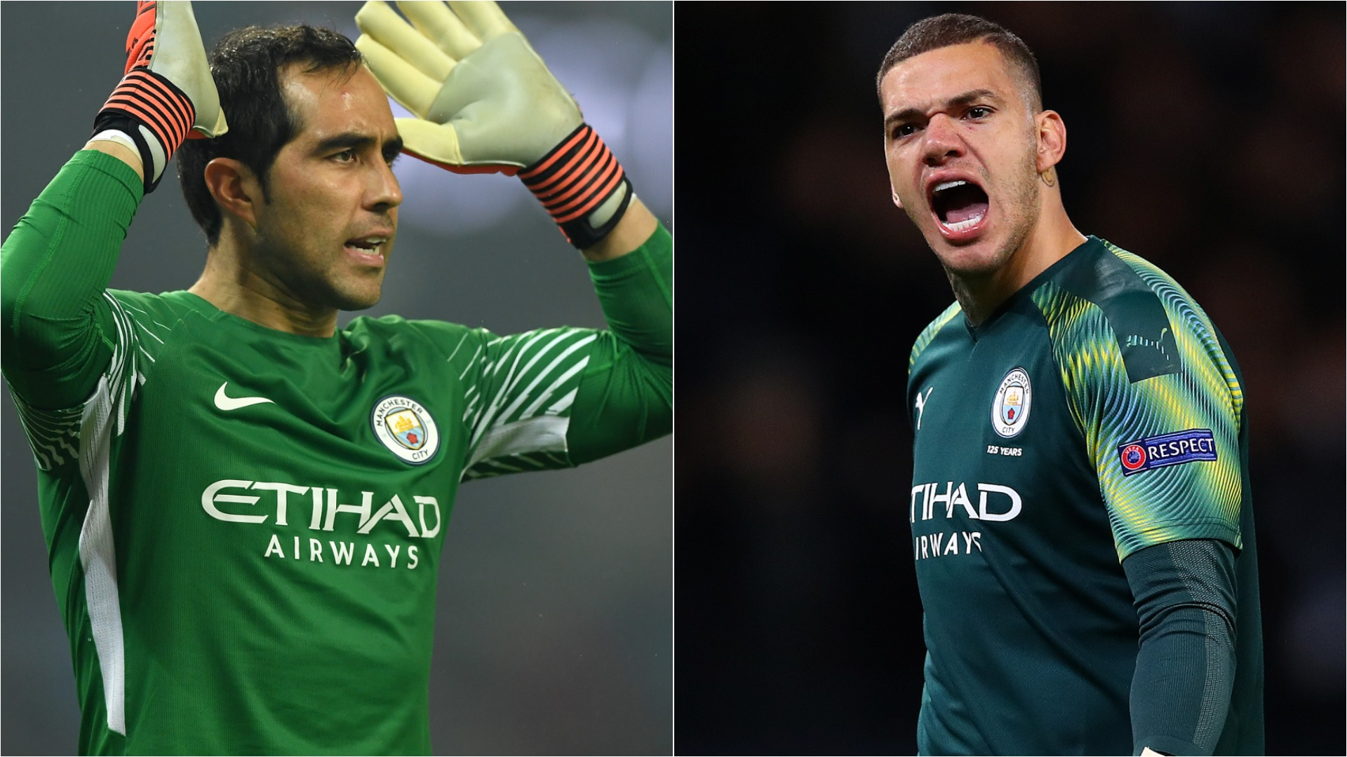 Claudio Bravo will start against Liverpool due to Ederson's injury. Do Opta stats suggest Manchester City should be concerned?