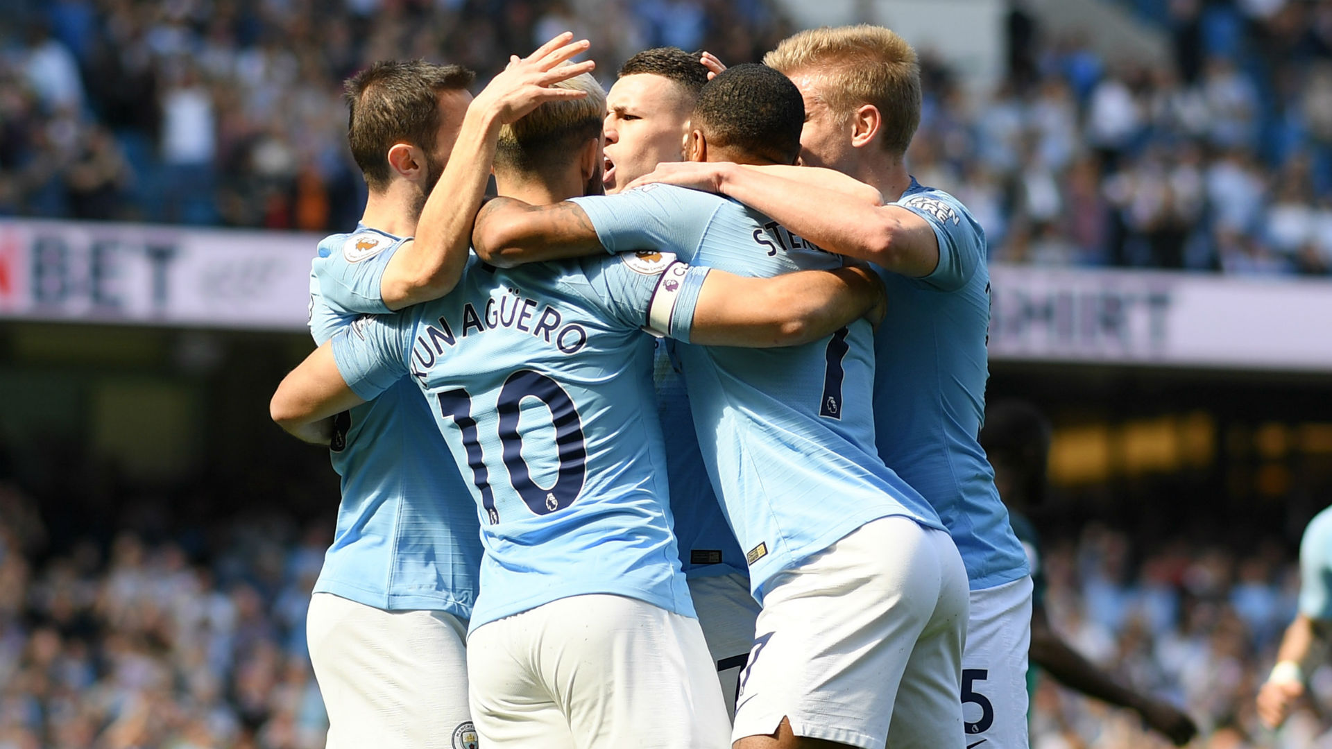 Report: Man City 1 Spurs 0