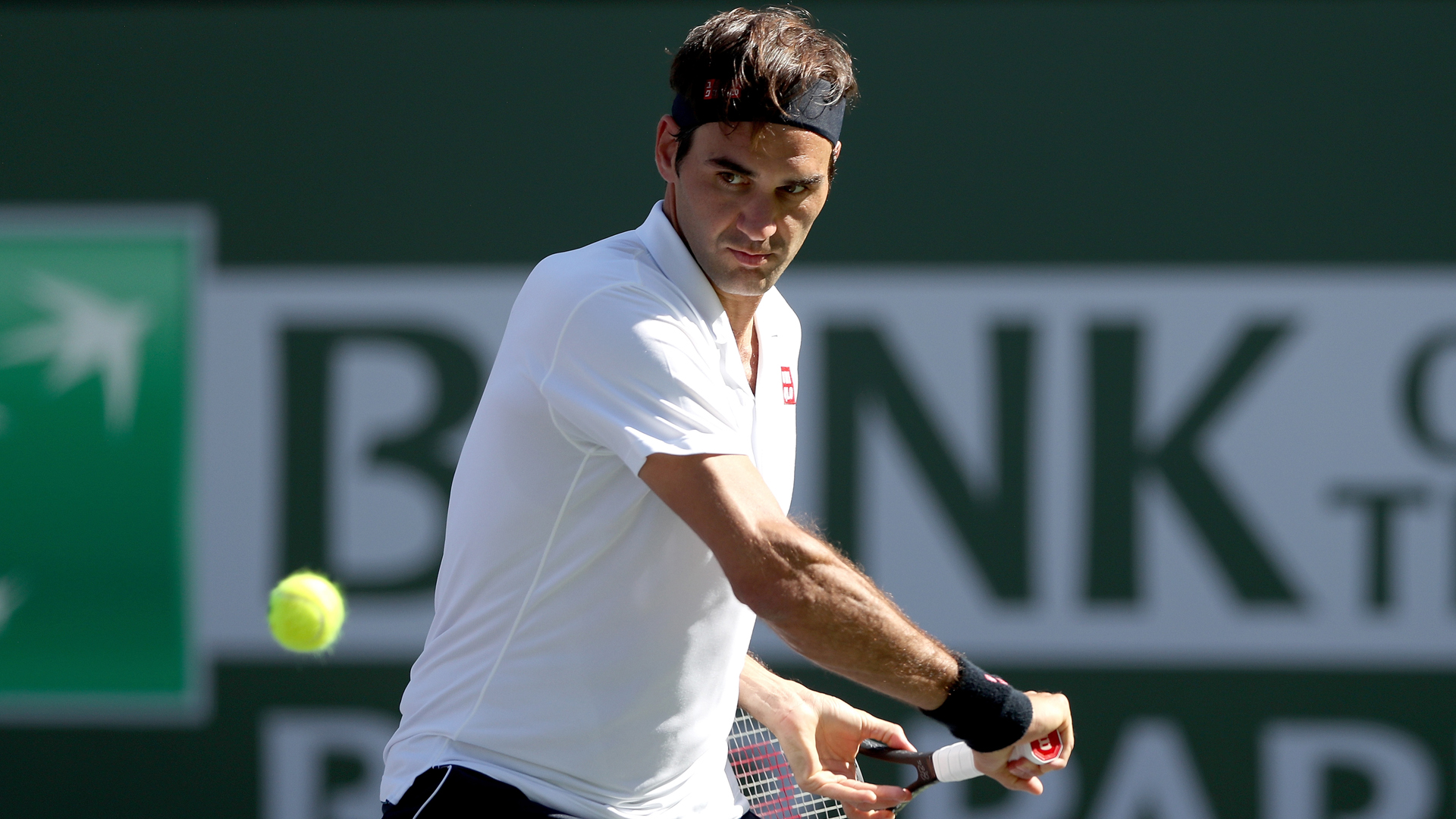 Untroubled at the Indian Wells Masters, Roger Federer and Rafael Nadal are on track for a 39th meeting.