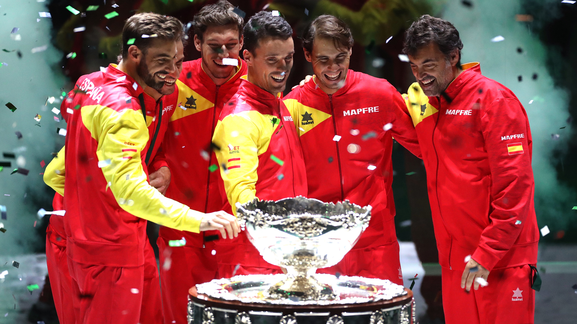 Spain's Davis Cup win in Madrid will never be forgotten by world number one Rafael Nadal.