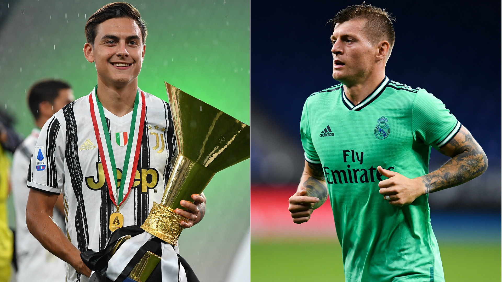 Rumours: Kroos or Isco for Dybala