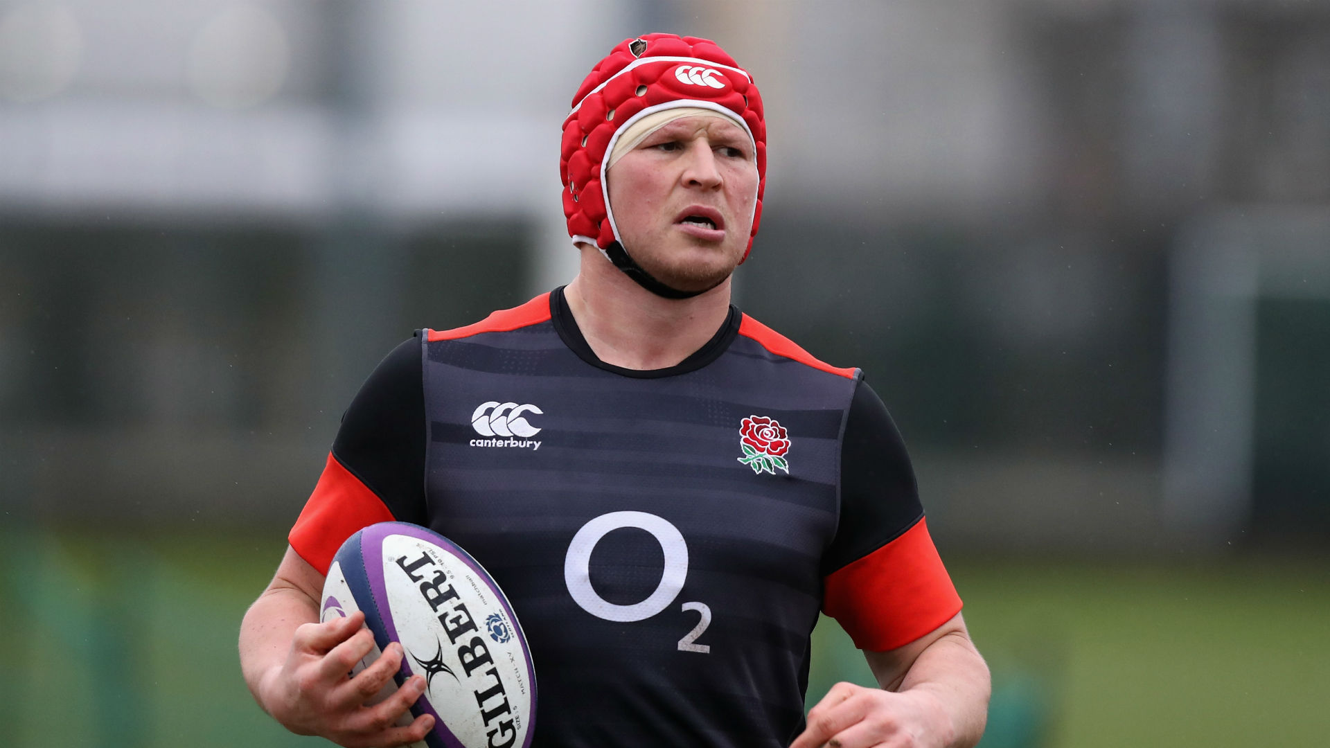 England's injury-hit hooker Dylan Hartley may not feature in the Rugby World Cup after being left out of Eddie Jones' training squad.