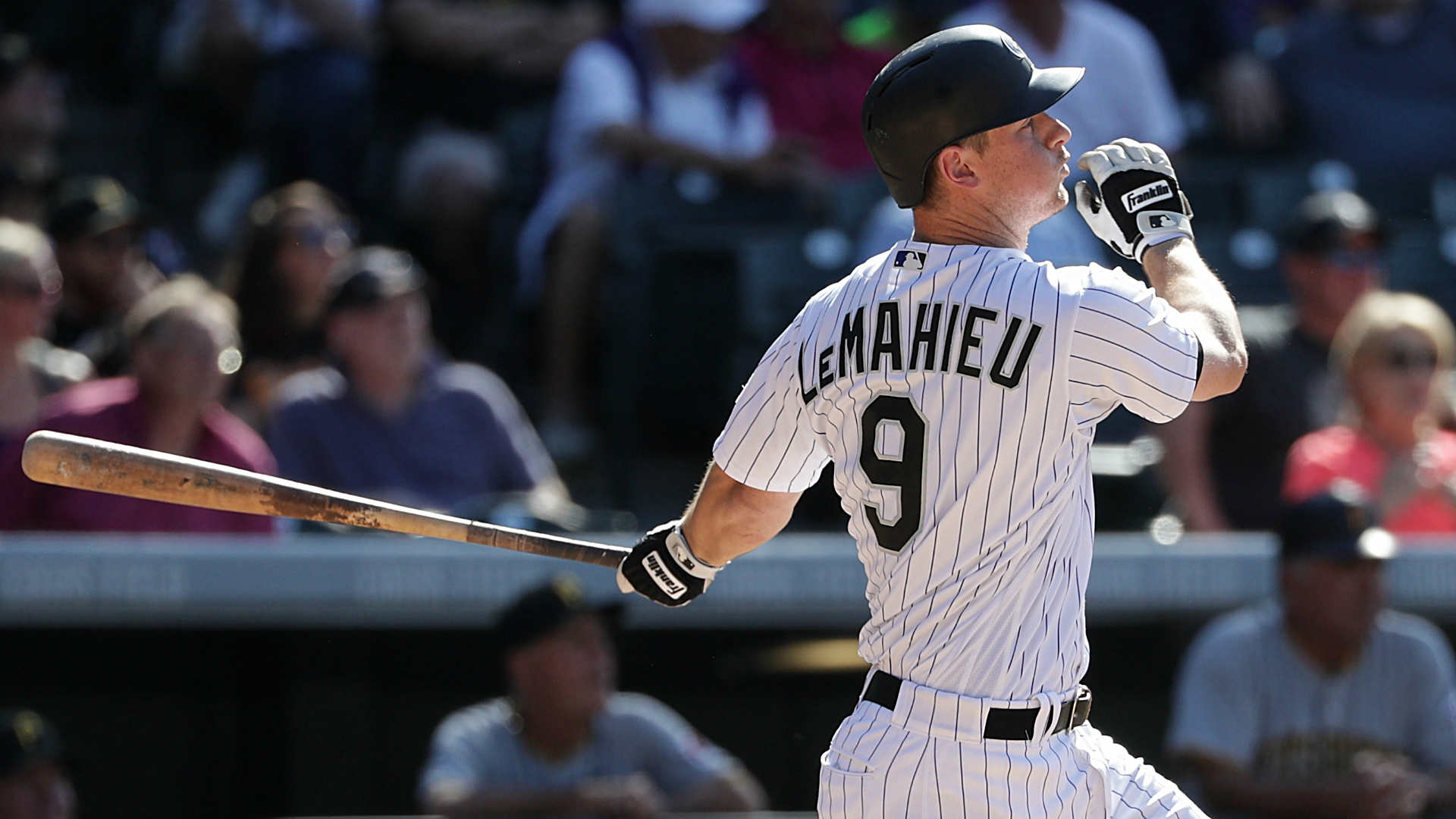 DJ LeMahieu won the National League batting title in 2016, has been named to two All-Star teams and won three gold gloves at second base.