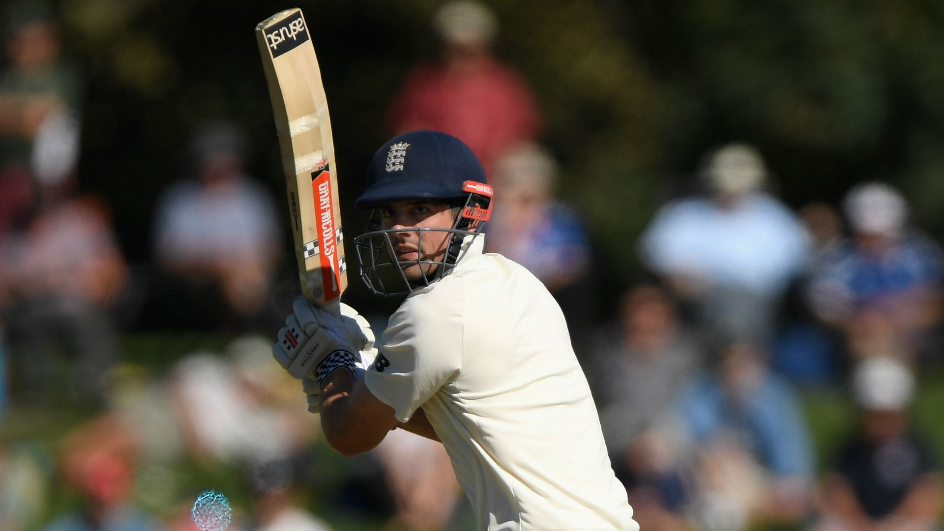 Despite scoring just 23 runs in the two-match series against New Zealand, Alastair Cook remains hungry to play Test cricket for England.